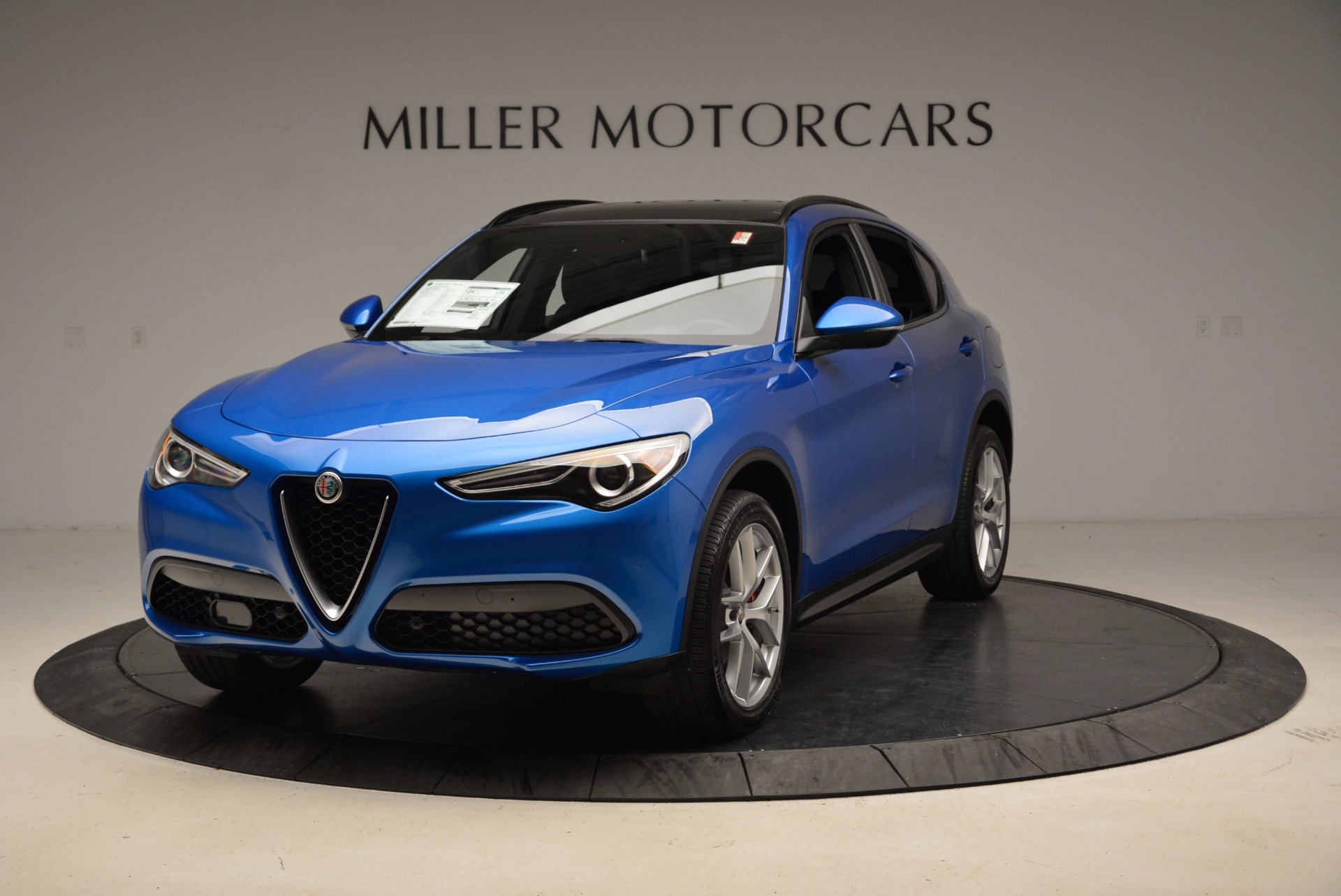 New 2018 Alfa Romeo Stelvio Ti Sport Q4 For Sale In Greenwich, CT 1849_main