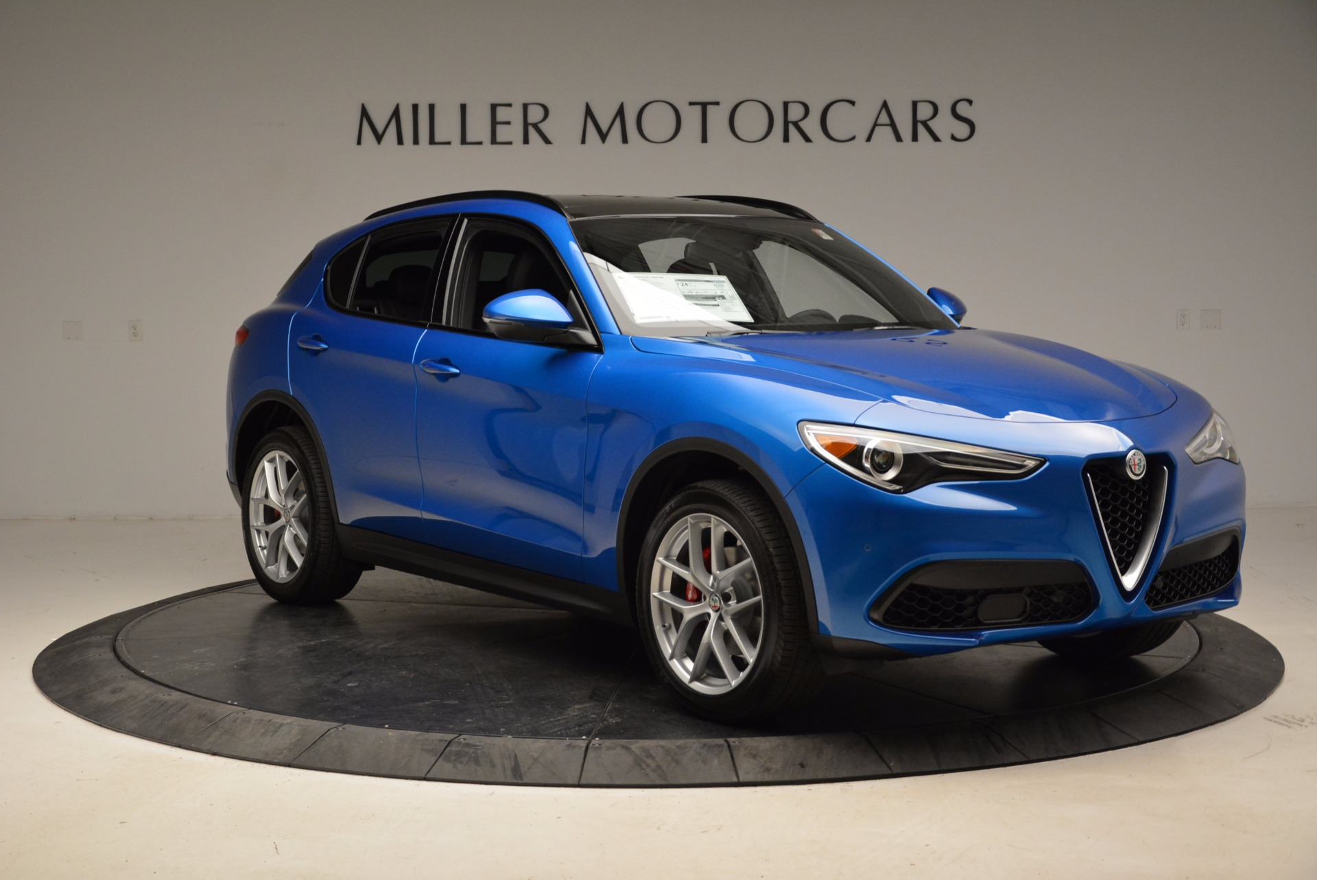 New 2018 Alfa Romeo Stelvio Ti Sport Q4 For Sale In Greenwich, CT 1849_p11