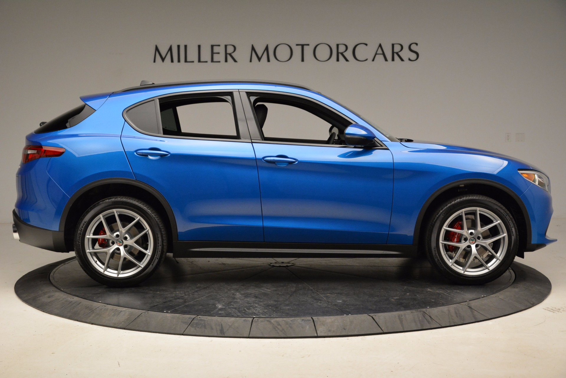 New 2018 Alfa Romeo Stelvio Ti Sport Q4 For Sale In Greenwich, CT 1849_p9