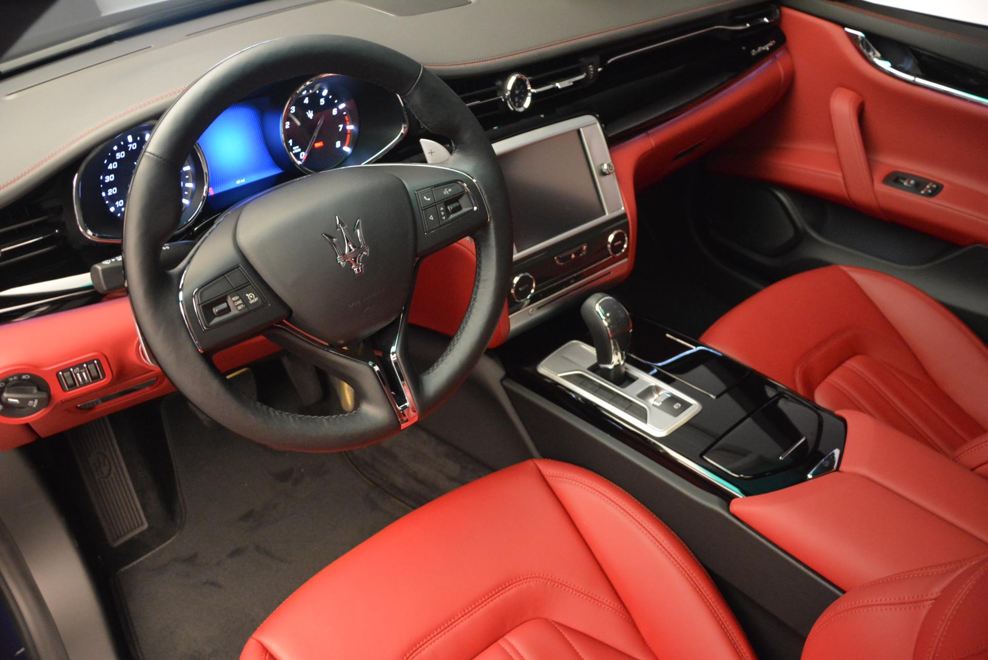 New 2016 Maserati Quattroporte S Q4  *******      DEALER'S  DEMO For Sale In Greenwich, CT 185_p14