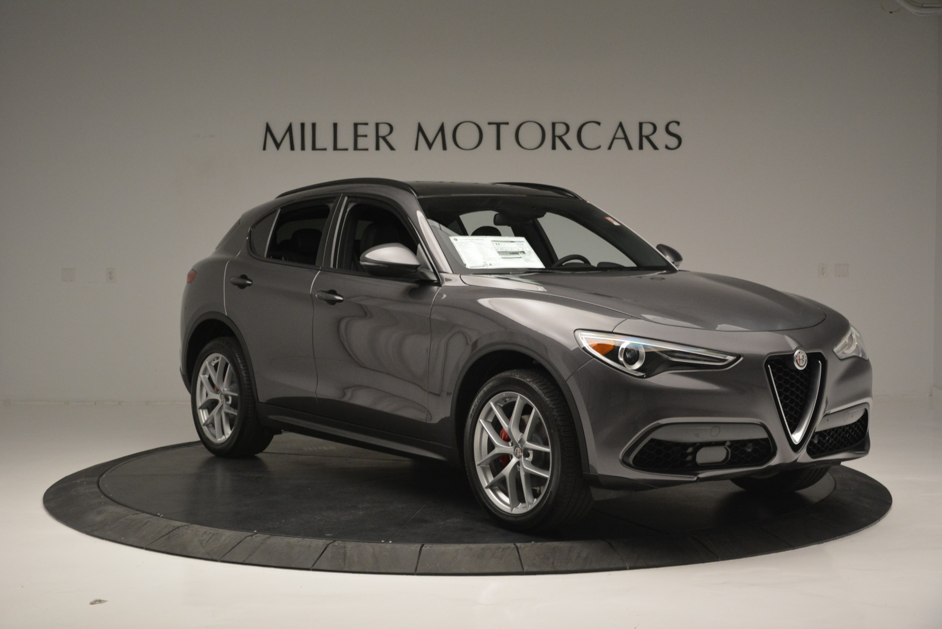 New 2018 Alfa Romeo Stelvio Ti Sport Q4 For Sale In Greenwich, CT 1850_p11