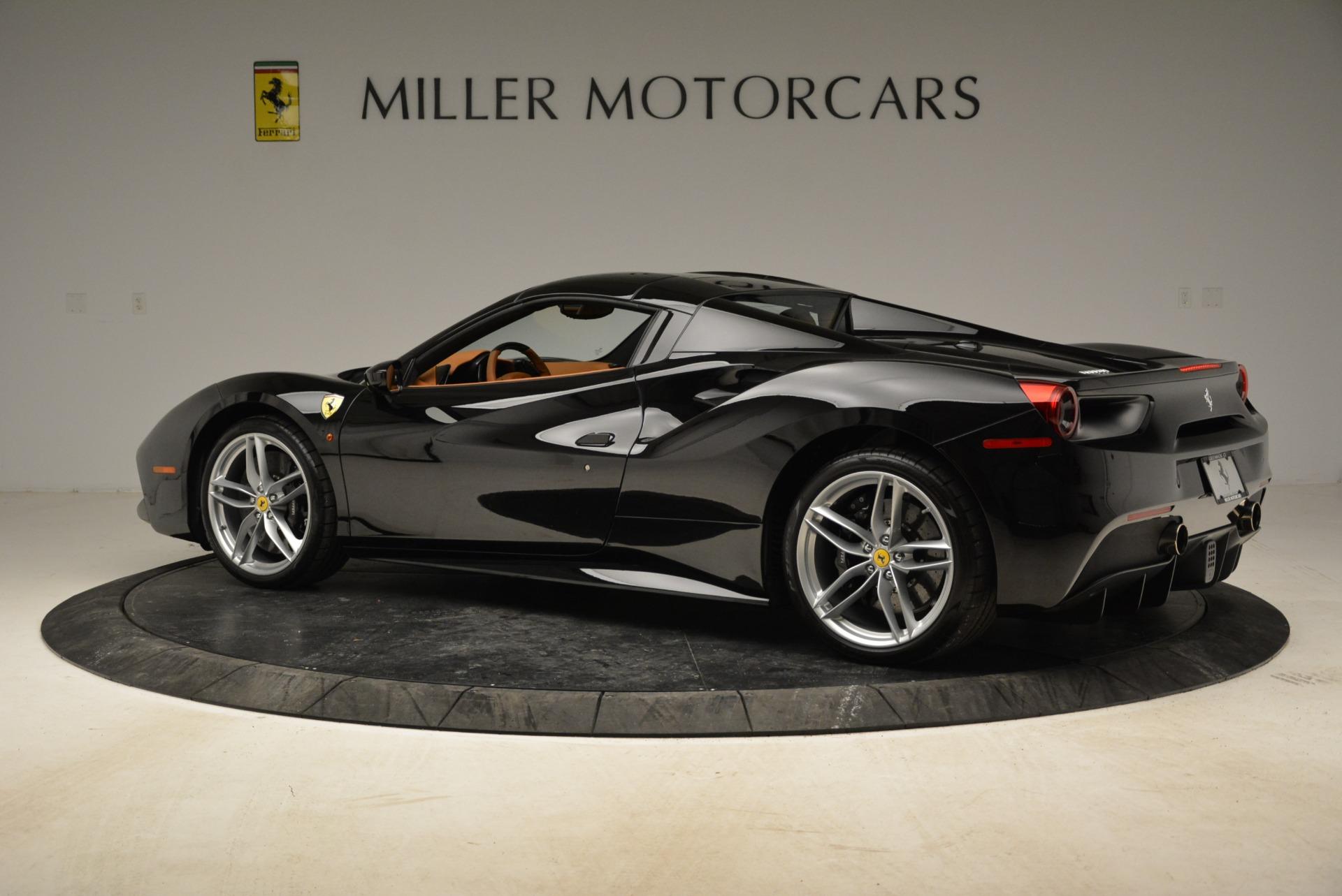 Used 2017 Ferrari 488 Spider  For Sale In Greenwich, CT 1853_p27