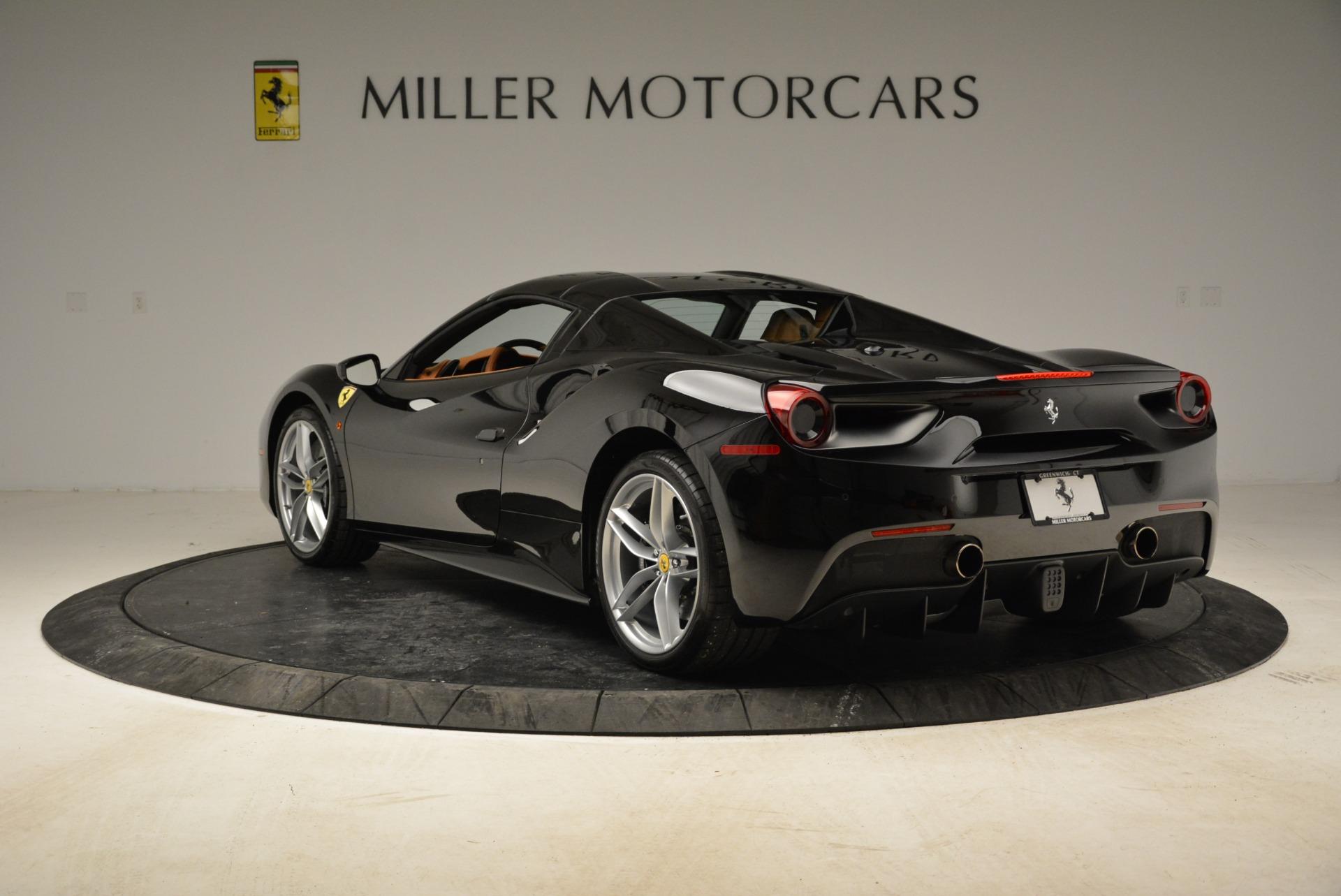 Used 2017 Ferrari 488 Spider  For Sale In Greenwich, CT 1853_p28