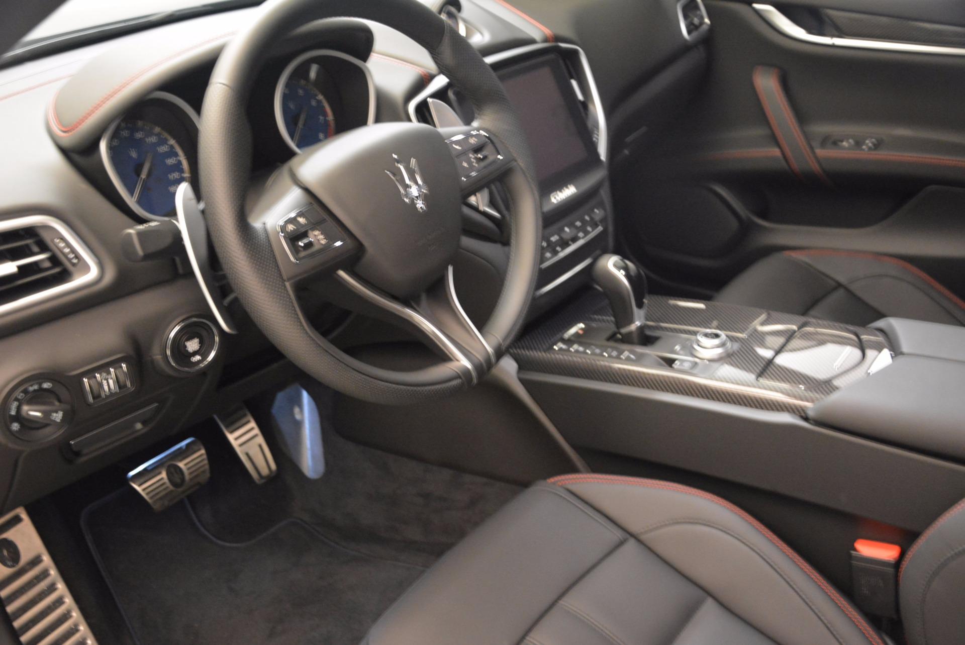 New 2018 Maserati Ghibli S Q4 Gransport For Sale In Greenwich, CT 1855_p13