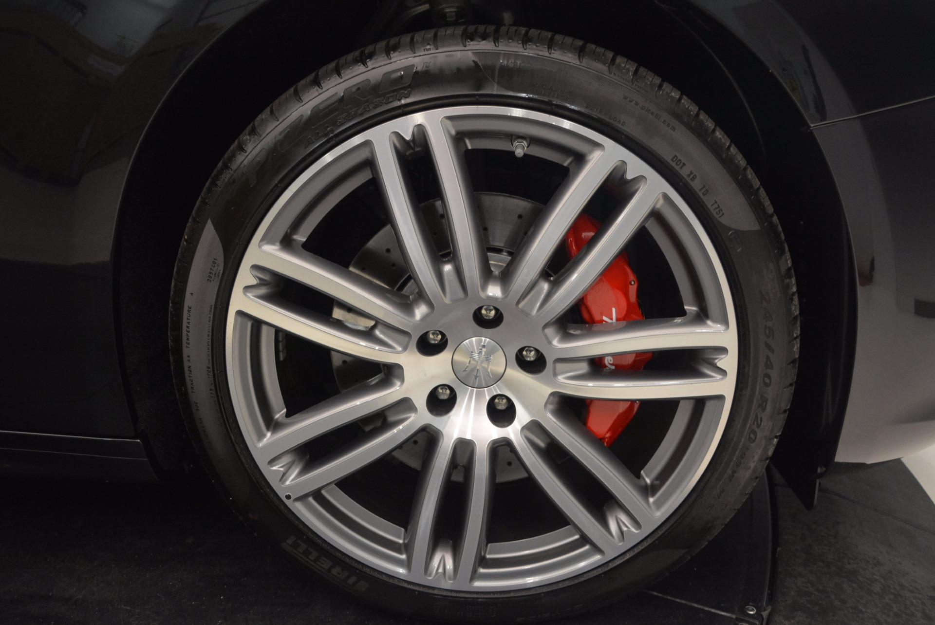 New 2018 Maserati Ghibli S Q4 Gransport For Sale In Greenwich, CT 1855_p25