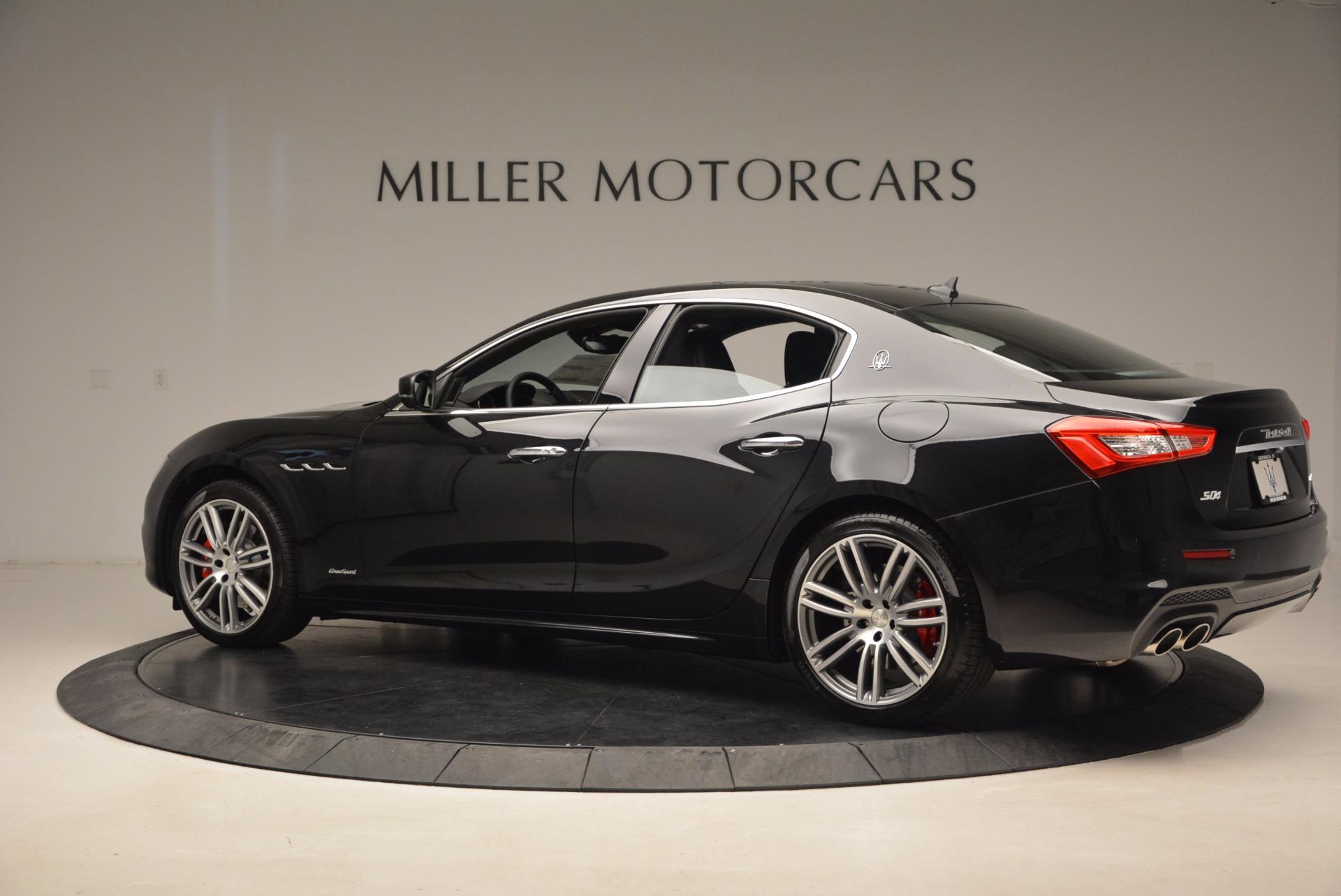 New 2018 Maserati Ghibli S Q4 Gransport For Sale In Greenwich, CT 1855_p4
