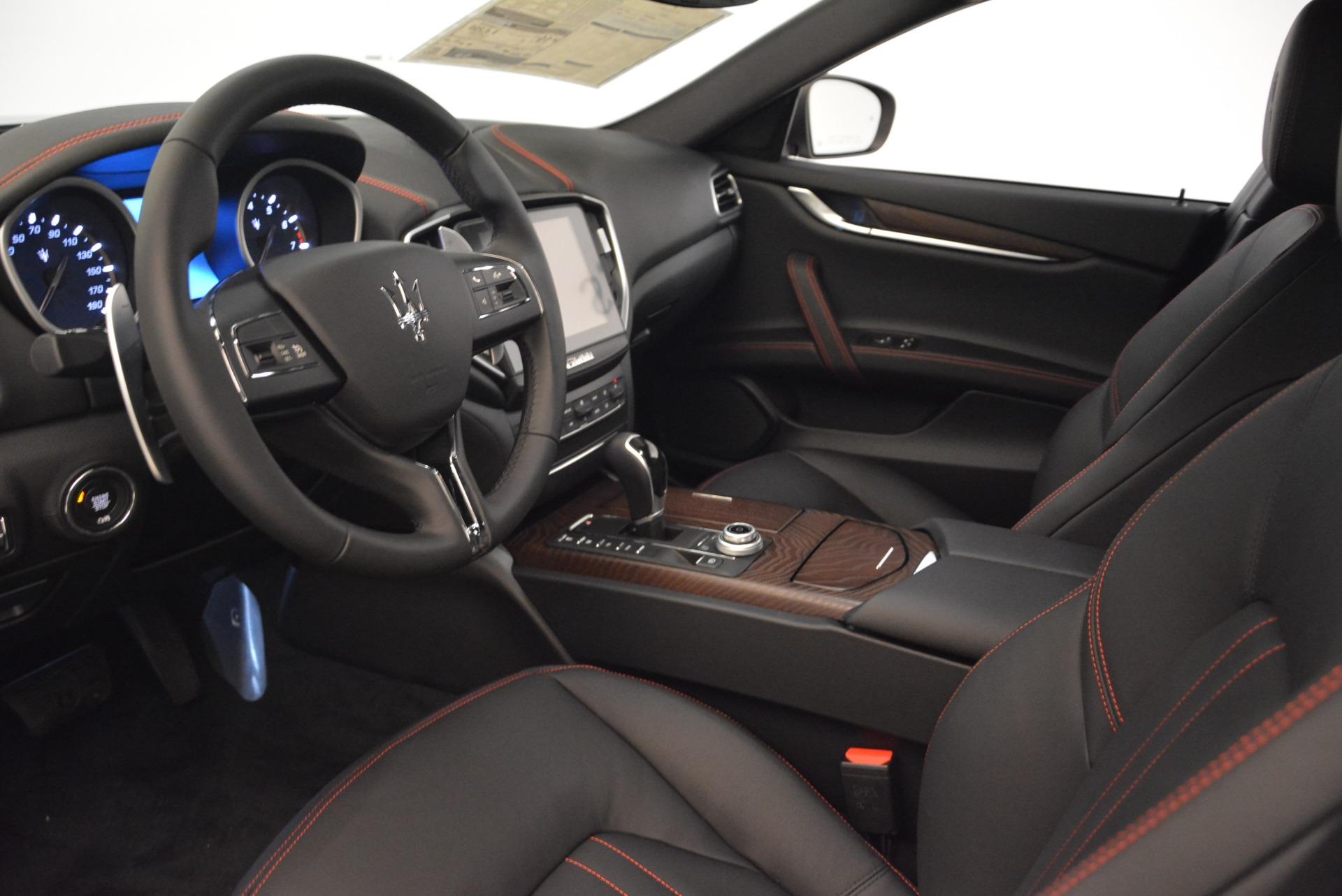 New 2018 Maserati Ghibli S Q4 For Sale In Greenwich, CT 1856_p12