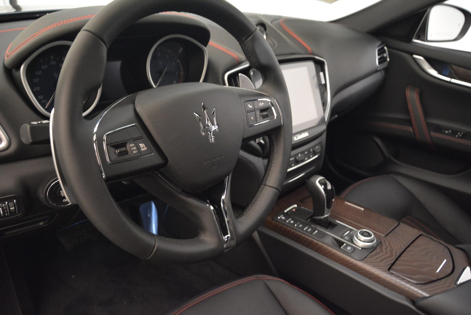 New 2018 Maserati Ghibli S Q4 For Sale In Greenwich, CT 1856_p15