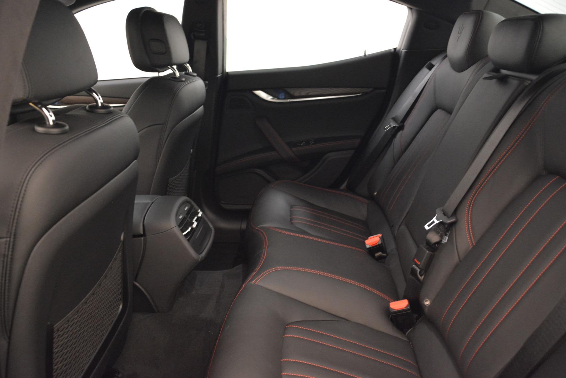 New 2018 Maserati Ghibli S Q4 For Sale In Greenwich, CT 1856_p18