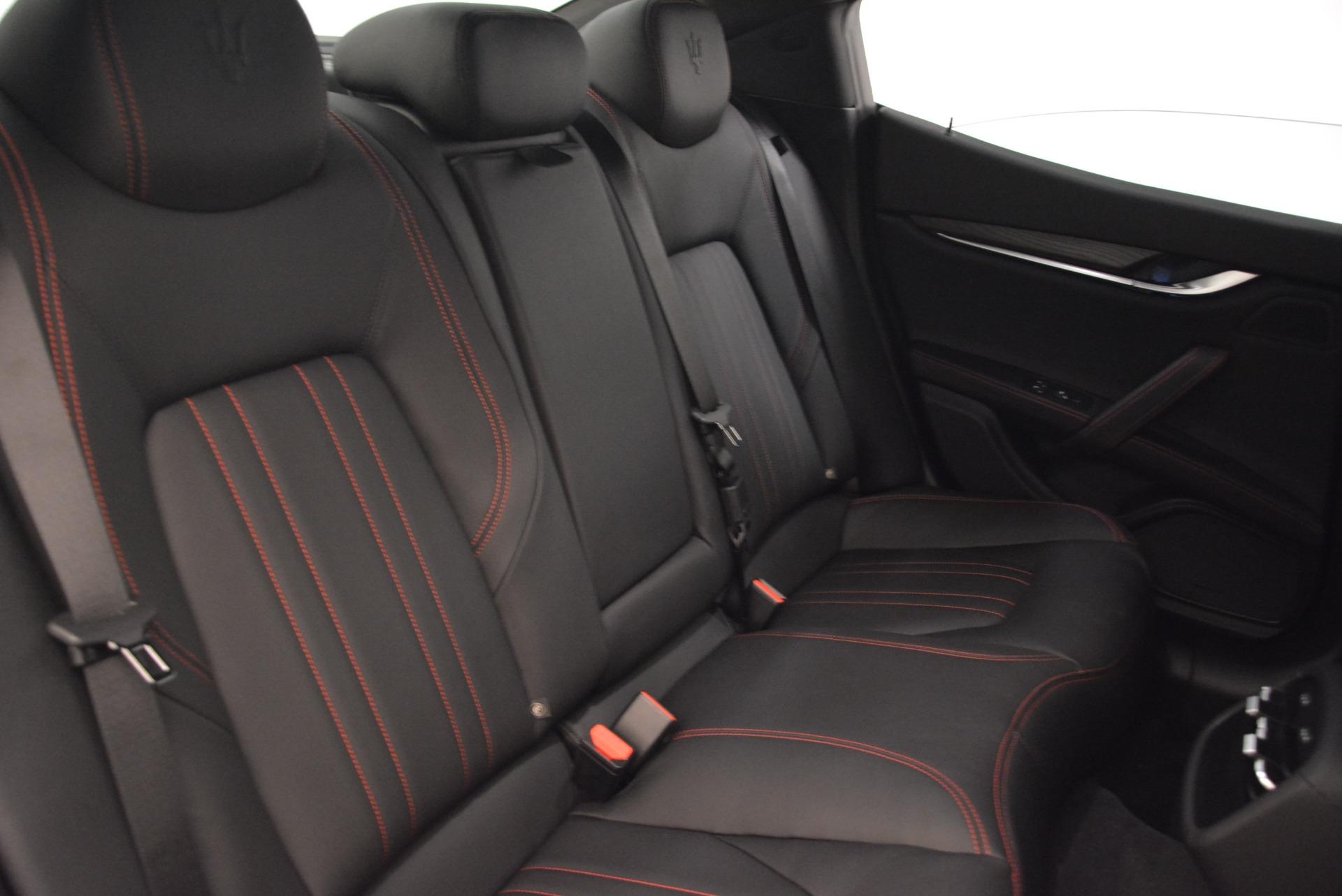 New 2018 Maserati Ghibli S Q4 For Sale In Greenwich, CT 1856_p25