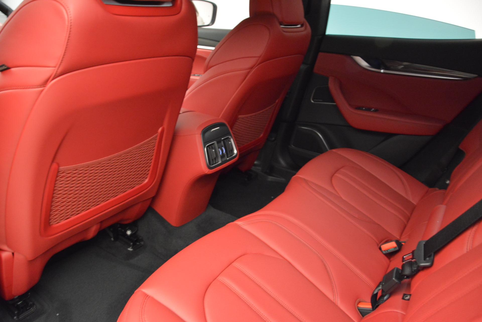 New 2018 Maserati Levante S Q4 GranSport For Sale In Greenwich, CT 1857_p22