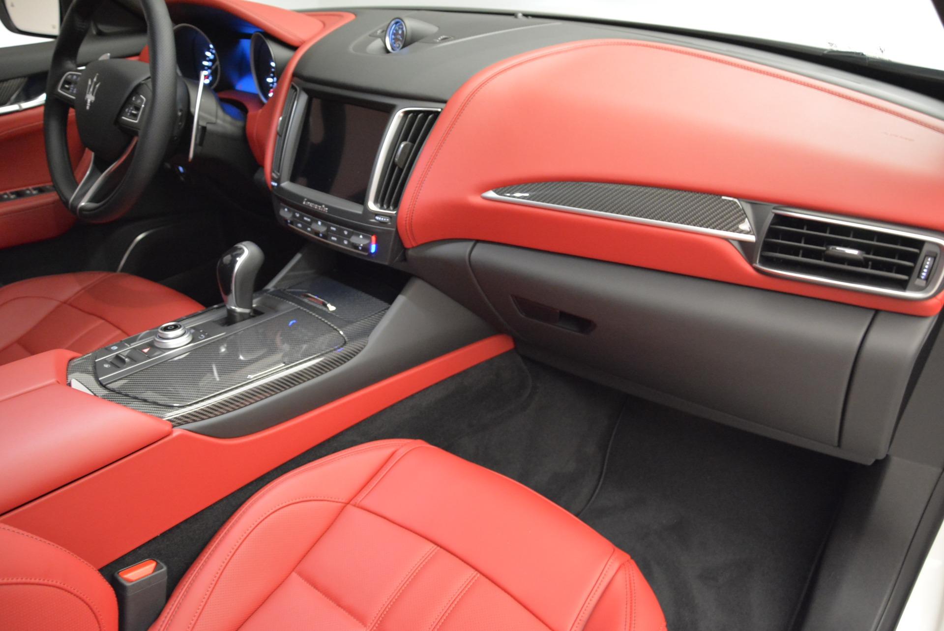 New 2018 Maserati Levante S Q4 GranSport For Sale In Greenwich, CT 1857_p25