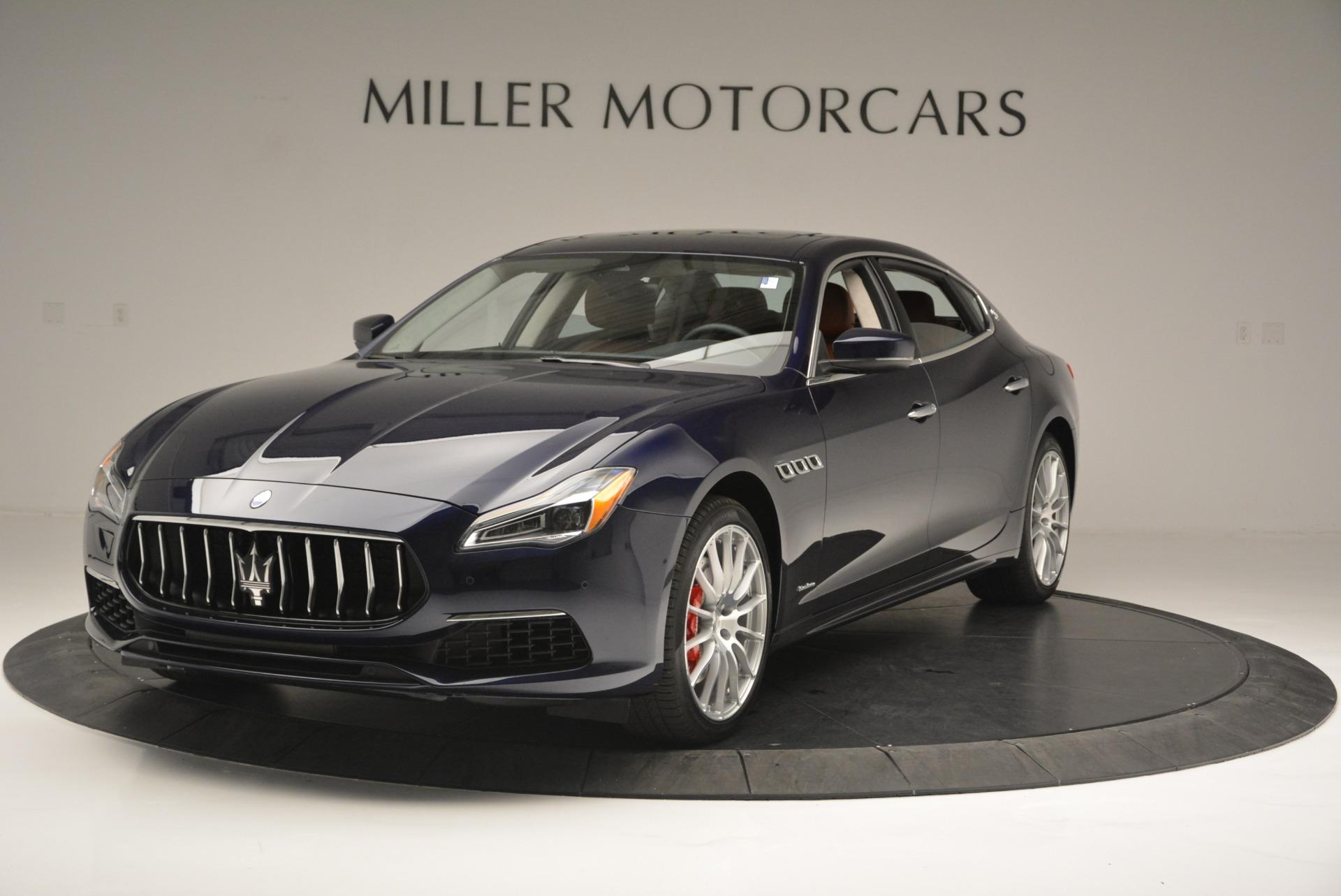 New 2018 Maserati Quattroporte S Q4 GranLusso For Sale In Greenwich, CT 1859_main