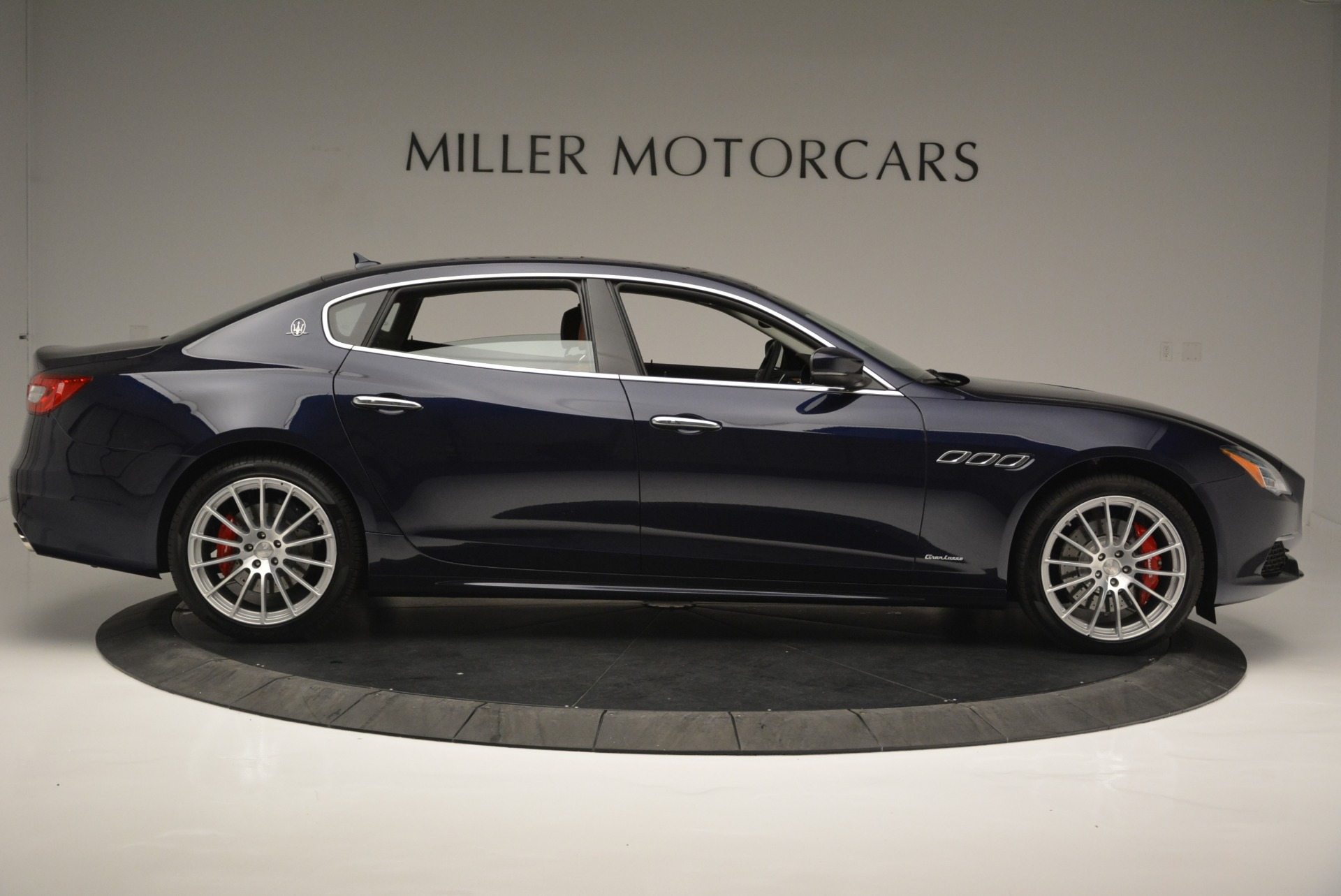 New 2018 Maserati Quattroporte S Q4 GranLusso For Sale In Greenwich, CT 1859_p10