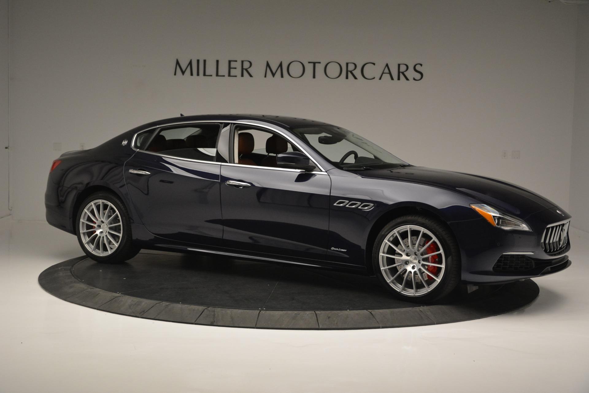 New 2018 Maserati Quattroporte S Q4 GranLusso For Sale In Greenwich, CT 1859_p11