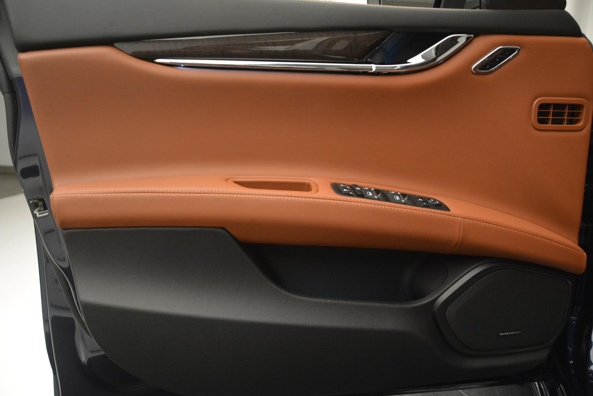 New 2018 Maserati Quattroporte S Q4 GranLusso For Sale In Greenwich, CT 1859_p17