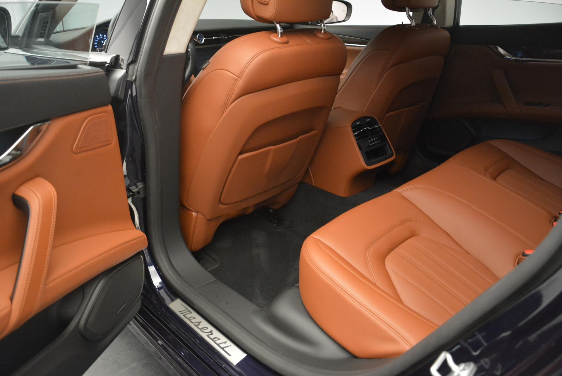 New 2018 Maserati Quattroporte S Q4 GranLusso For Sale In Greenwich, CT 1859_p18