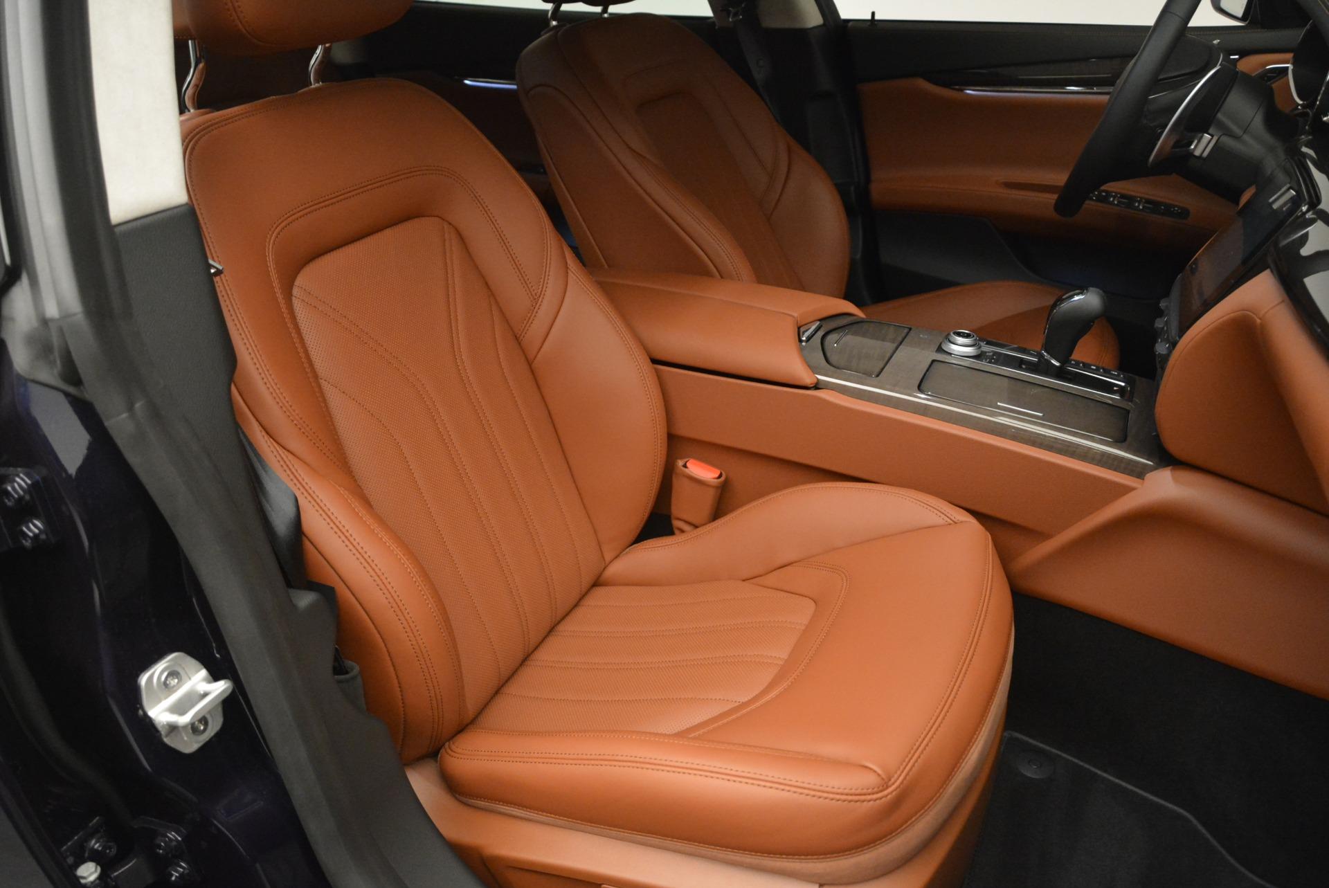 New 2018 Maserati Quattroporte S Q4 GranLusso For Sale In Greenwich, CT 1859_p22
