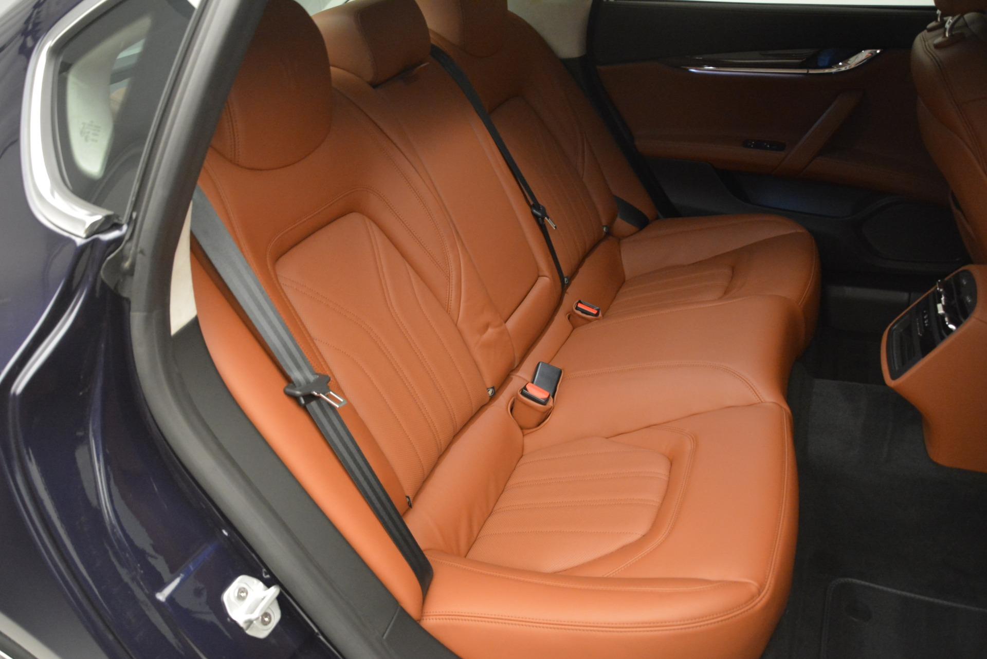 New 2018 Maserati Quattroporte S Q4 GranLusso For Sale In Greenwich, CT 1859_p24