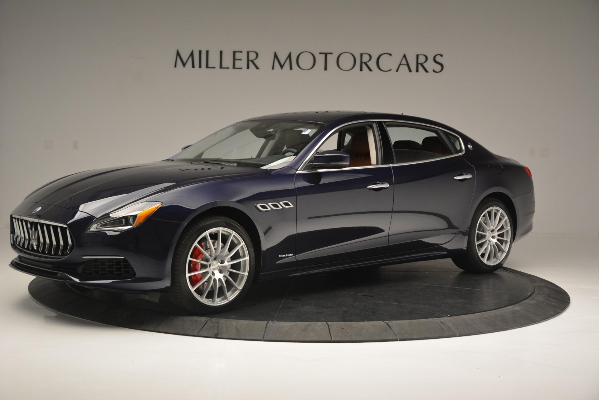New 2018 Maserati Quattroporte S Q4 GranLusso For Sale In Greenwich, CT 1859_p2