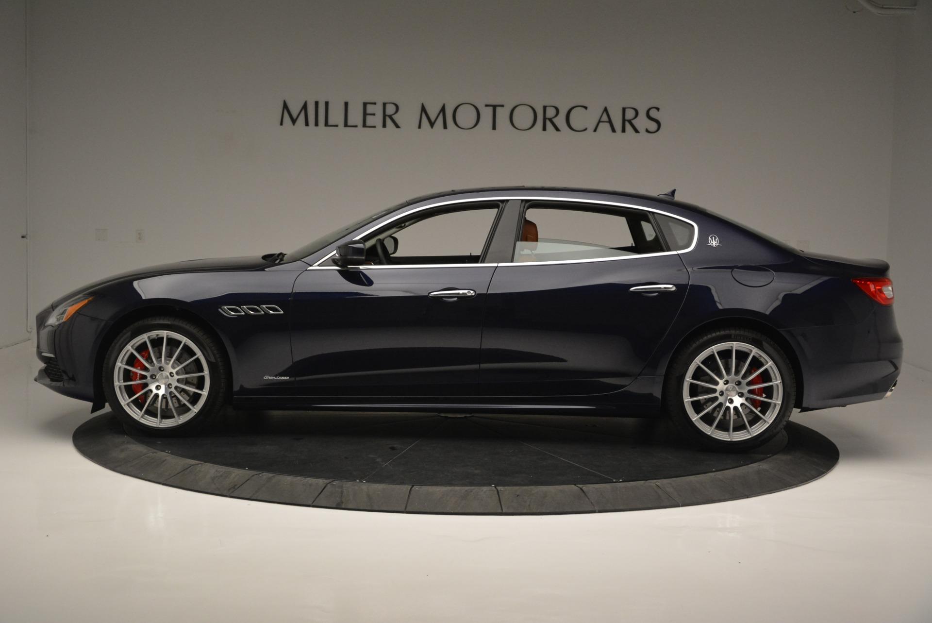 New 2018 Maserati Quattroporte S Q4 GranLusso For Sale In Greenwich, CT 1859_p3