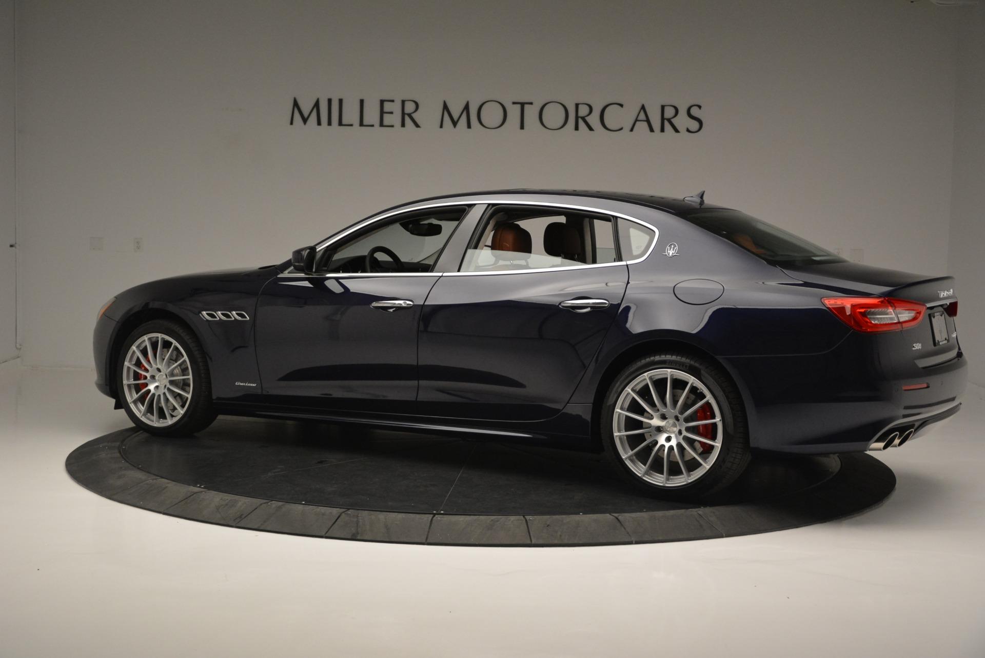 New 2018 Maserati Quattroporte S Q4 GranLusso For Sale In Greenwich, CT 1859_p4