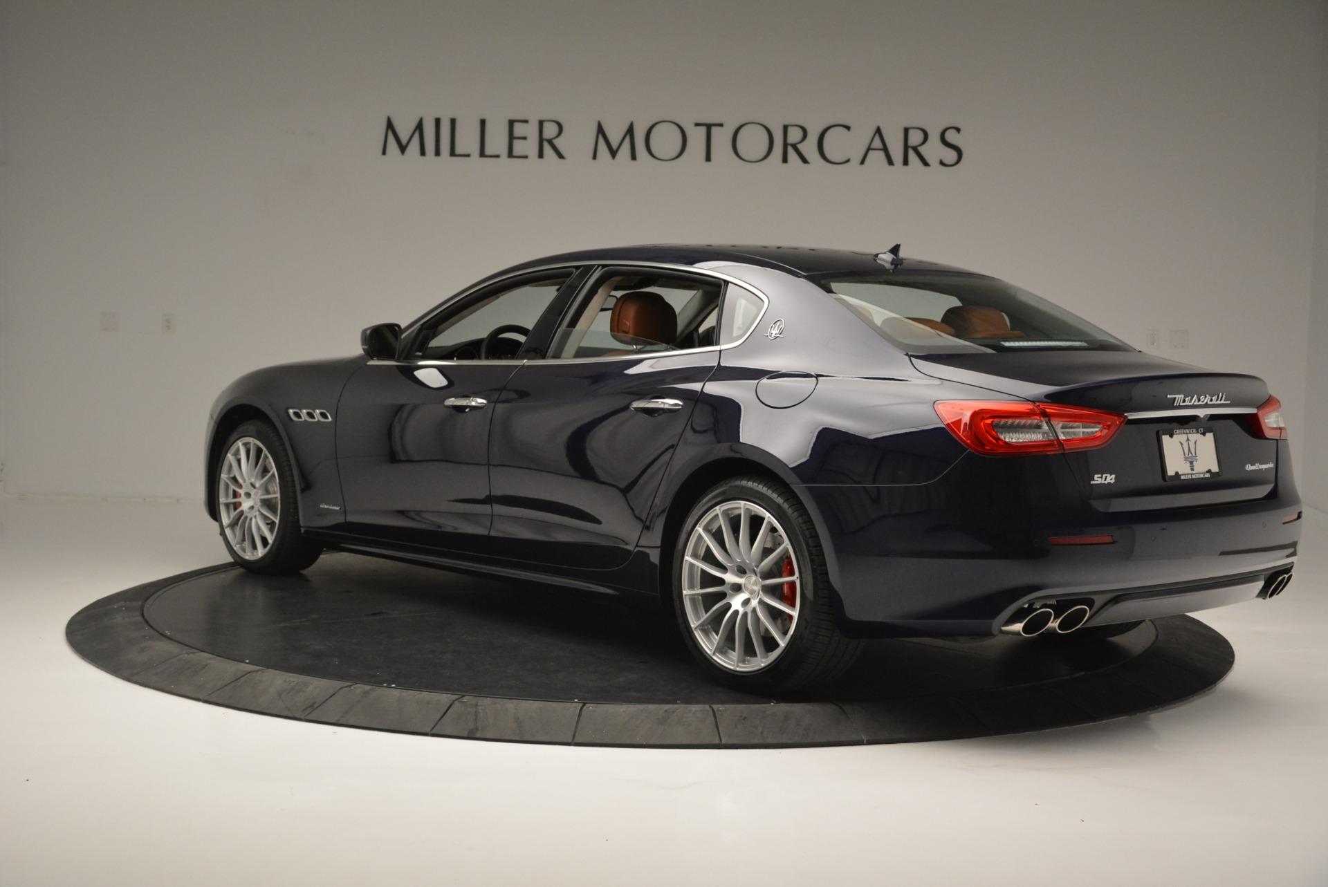 New 2018 Maserati Quattroporte S Q4 GranLusso For Sale In Greenwich, CT 1859_p5