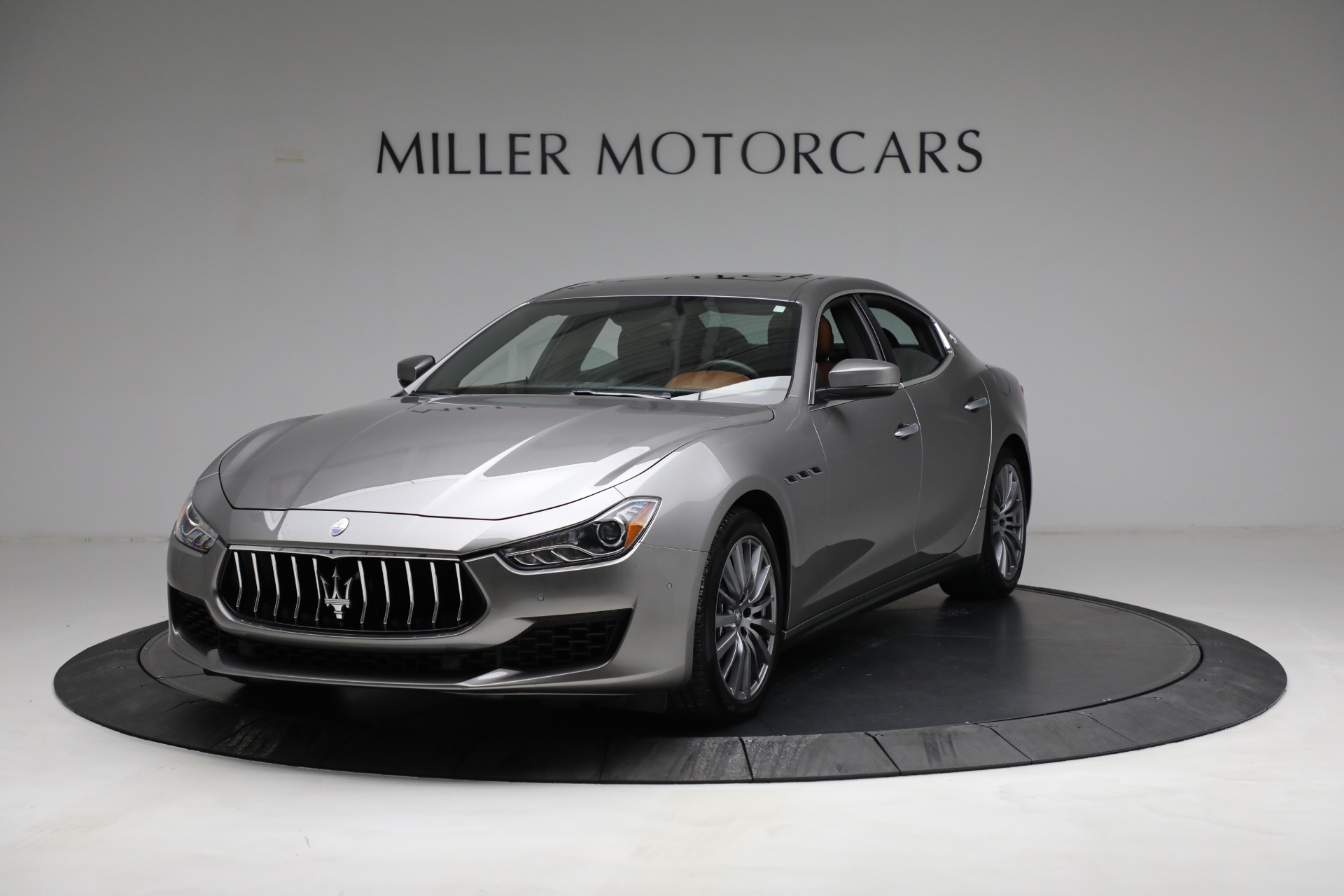 New 2018 Maserati Ghibli S Q4 For Sale In Greenwich, CT 1861_main
