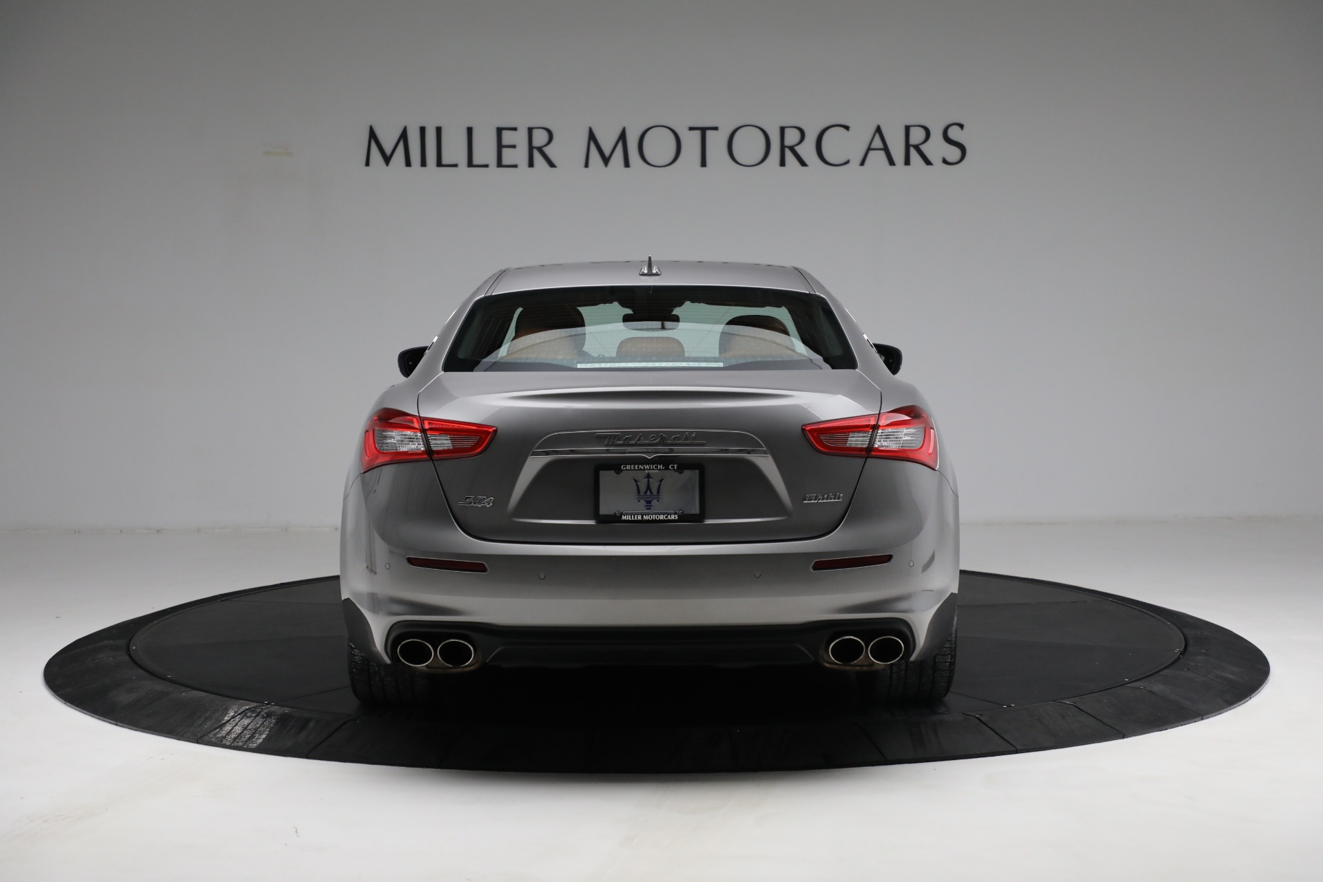 New 2018 Maserati Ghibli S Q4 For Sale In Greenwich, CT 1861_p6
