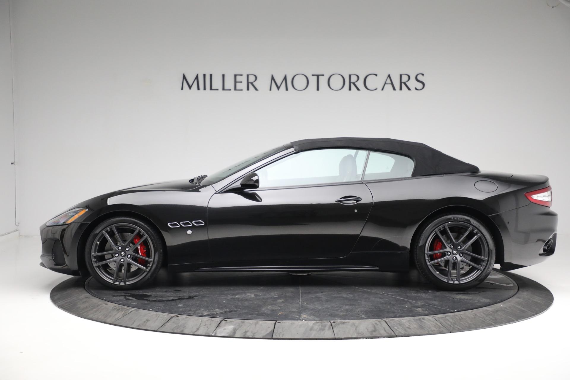 New 2018 Maserati GranTurismo Sport Convertible For Sale In Greenwich, CT 1863_p15