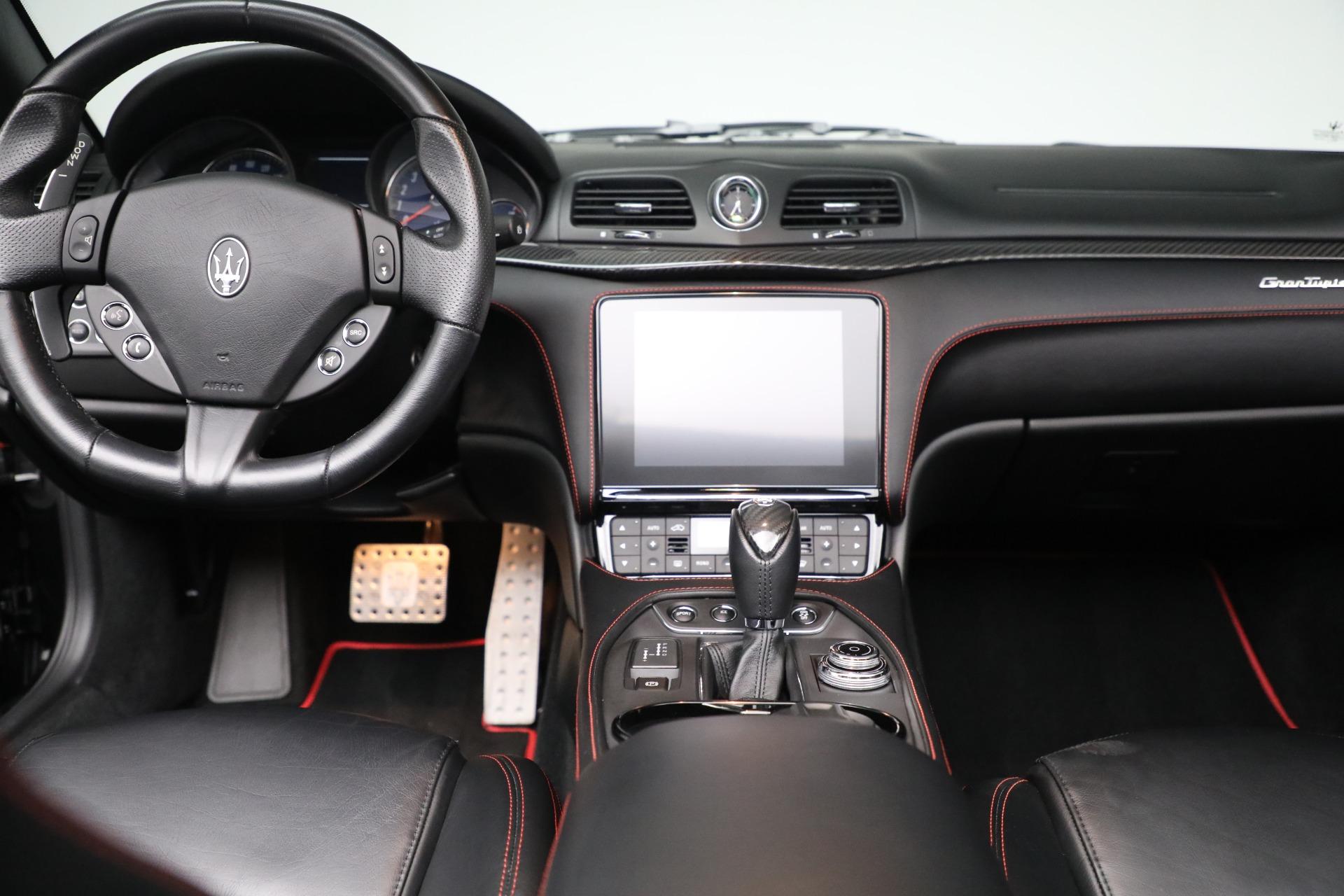 New 2018 Maserati GranTurismo Sport Convertible For Sale In Greenwich, CT 1863_p28