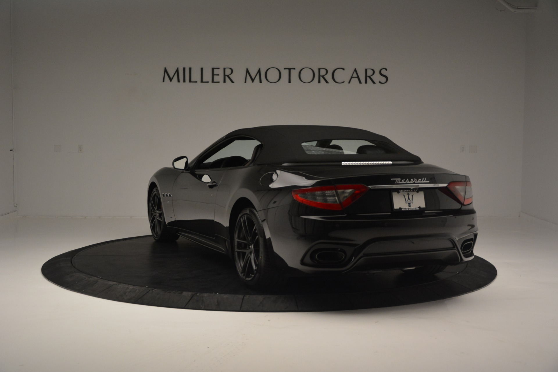 New 2018 Maserati GranTurismo Sport Convertible For Sale In Greenwich, CT 1863_p7