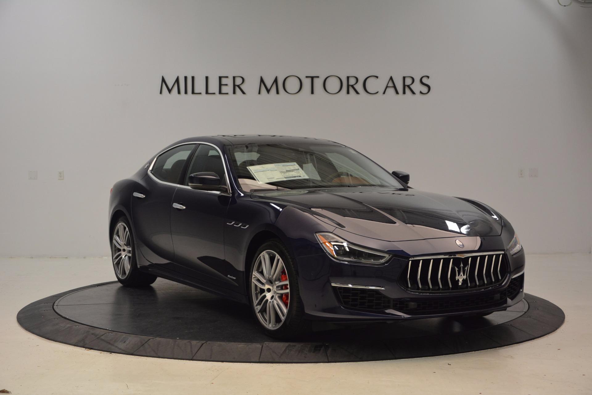 New 2018 Maserati Ghibli S Q4 GranLusso For Sale In Greenwich, CT 1866_p11