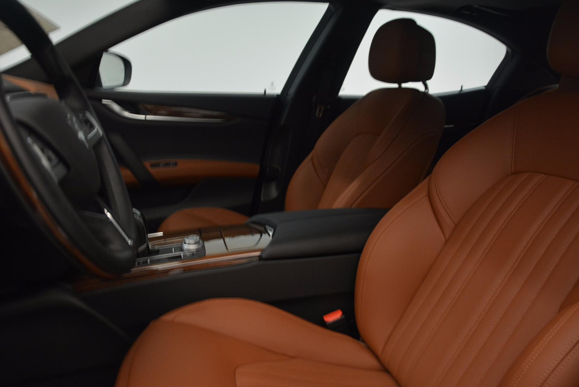 New 2018 Maserati Ghibli S Q4 GranLusso For Sale In Greenwich, CT 1866_p15