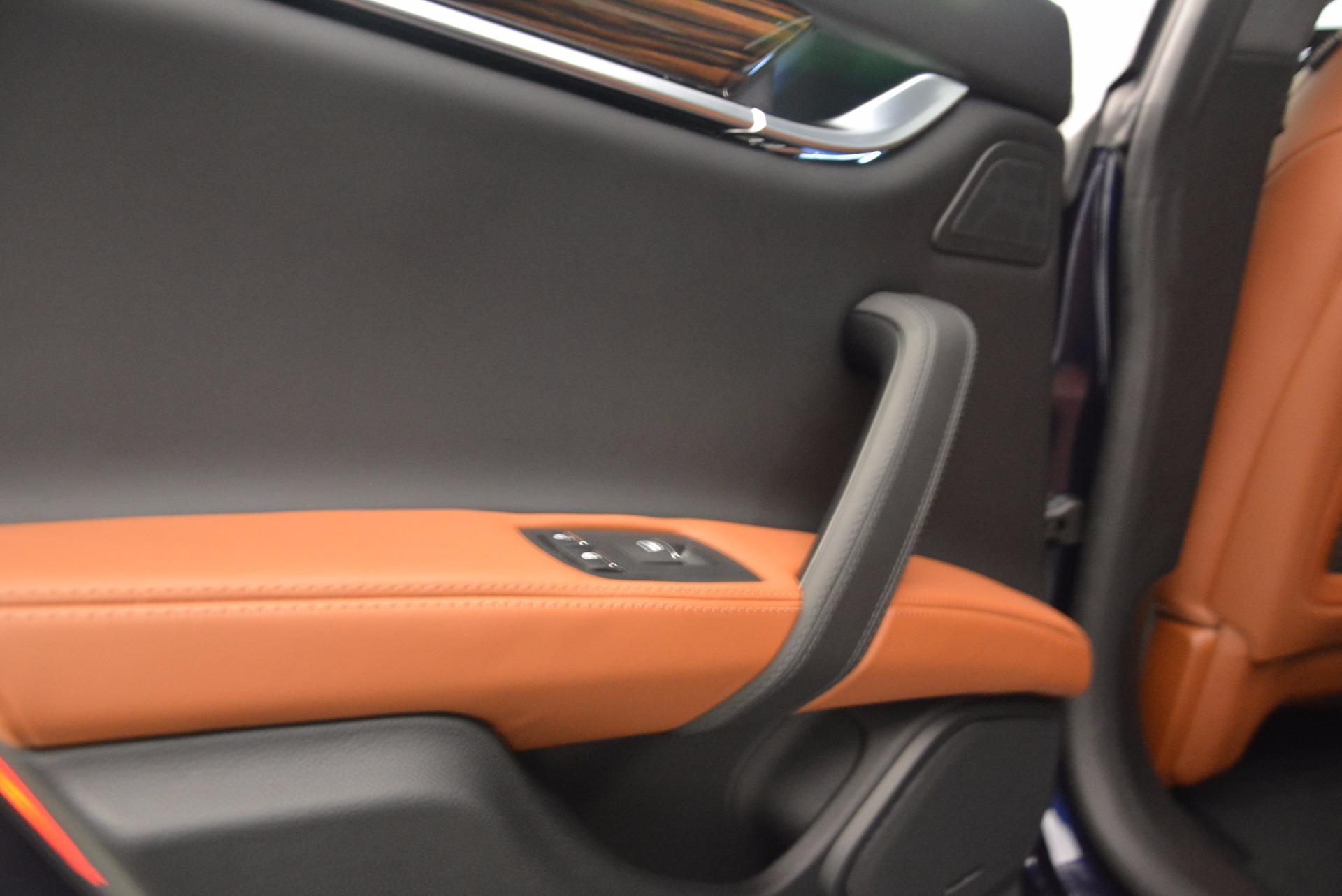 New 2018 Maserati Ghibli S Q4 GranLusso For Sale In Greenwich, CT 1866_p17