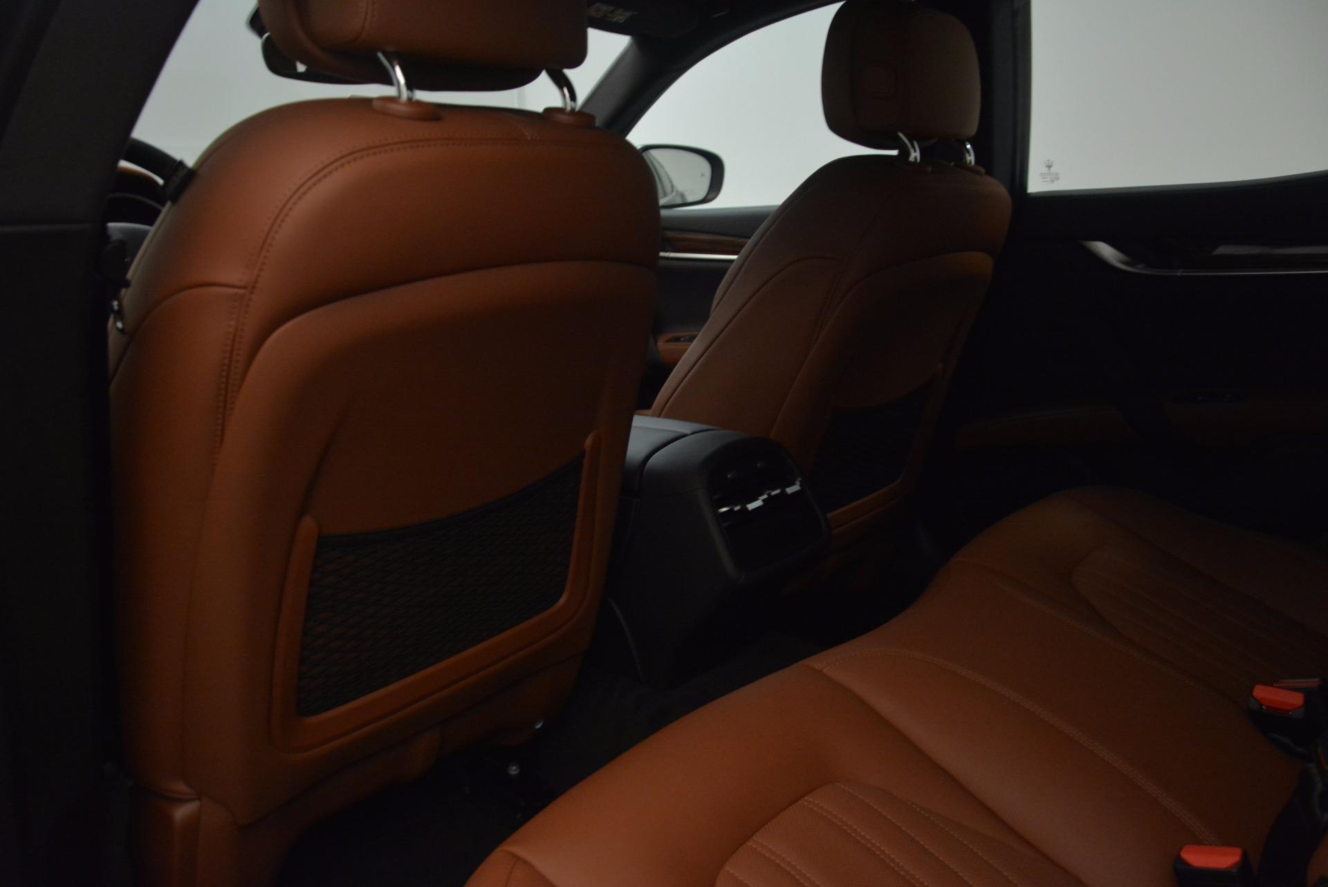 New 2018 Maserati Ghibli S Q4 GranLusso For Sale In Greenwich, CT 1866_p20