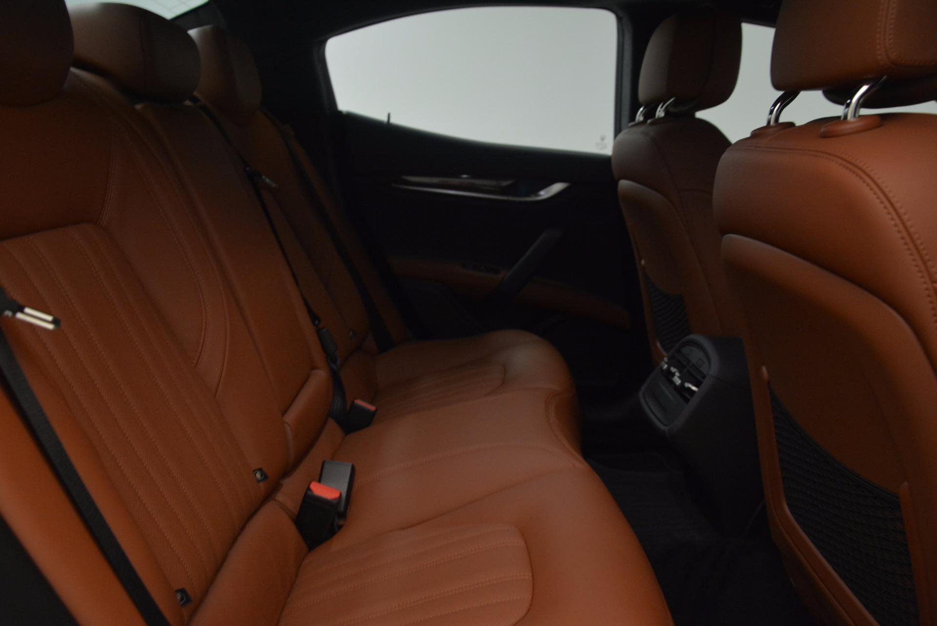 New 2018 Maserati Ghibli S Q4 GranLusso For Sale In Greenwich, CT 1866_p23
