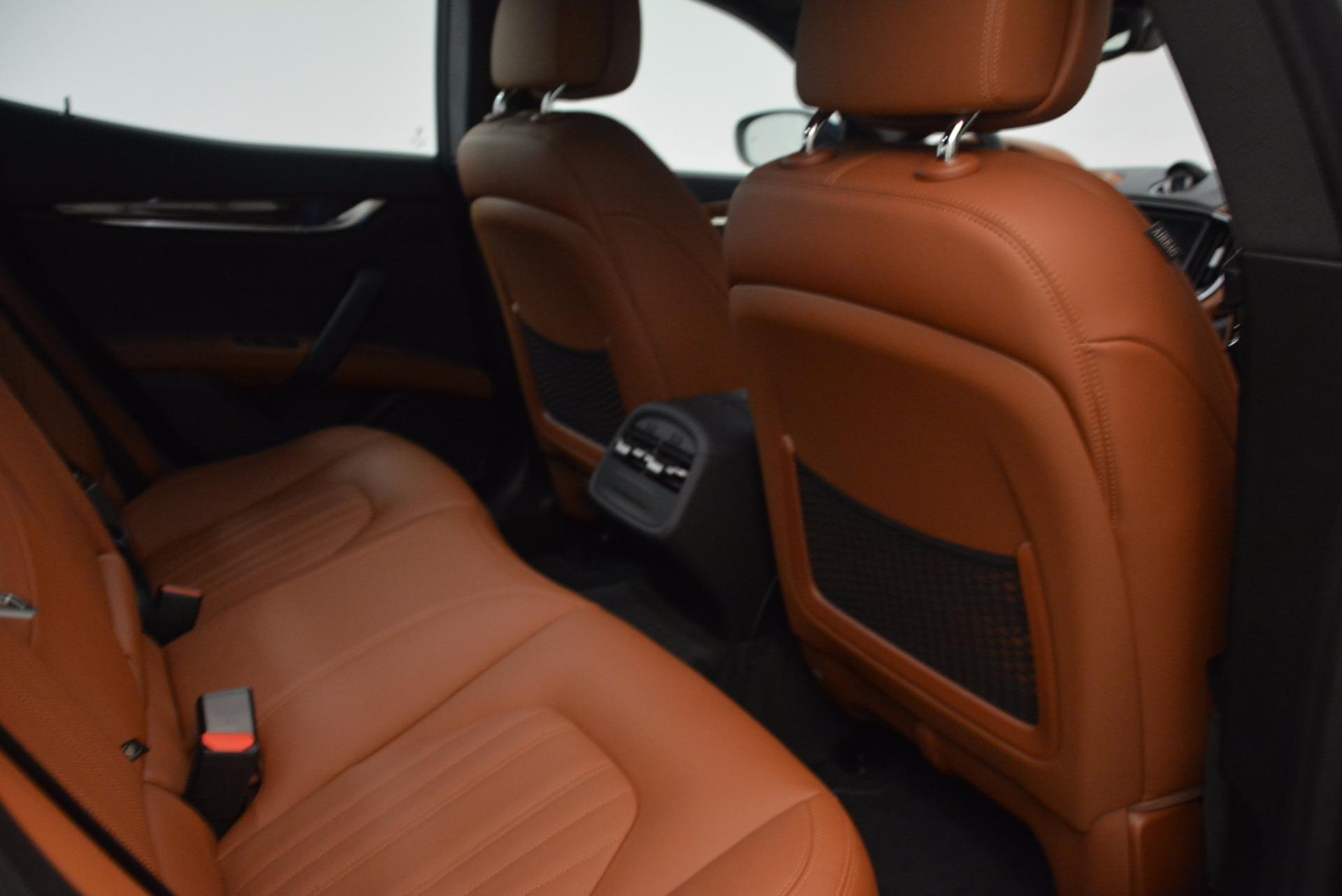 New 2018 Maserati Ghibli S Q4 GranLusso For Sale In Greenwich, CT 1866_p24