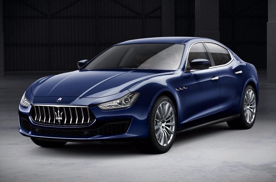 New 2018 Maserati Ghibli S Q4 For Sale In Greenwich, CT 1868_main