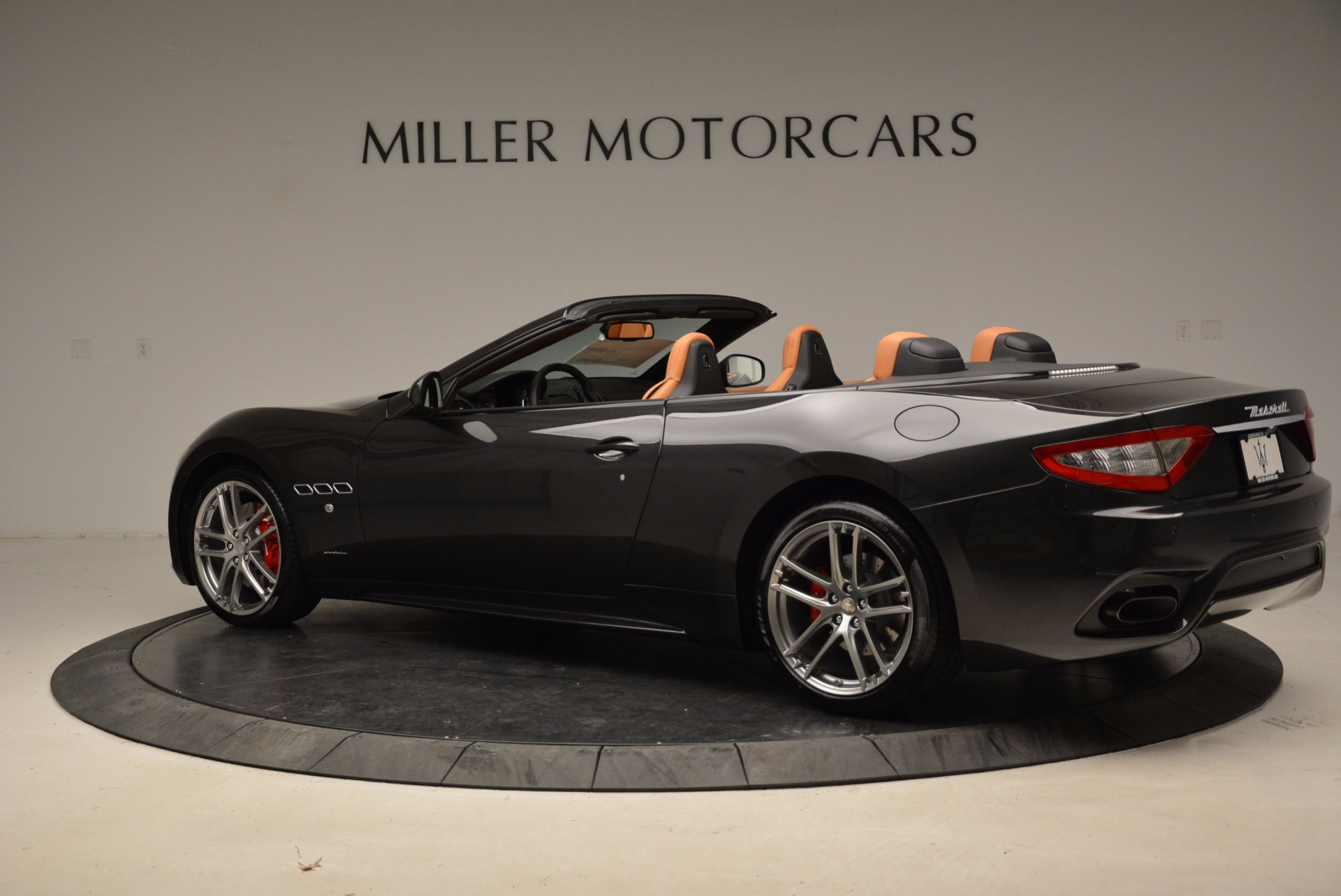 New 2018 Maserati GranTurismo Sport Convertible For Sale In Greenwich, CT 1869_p16