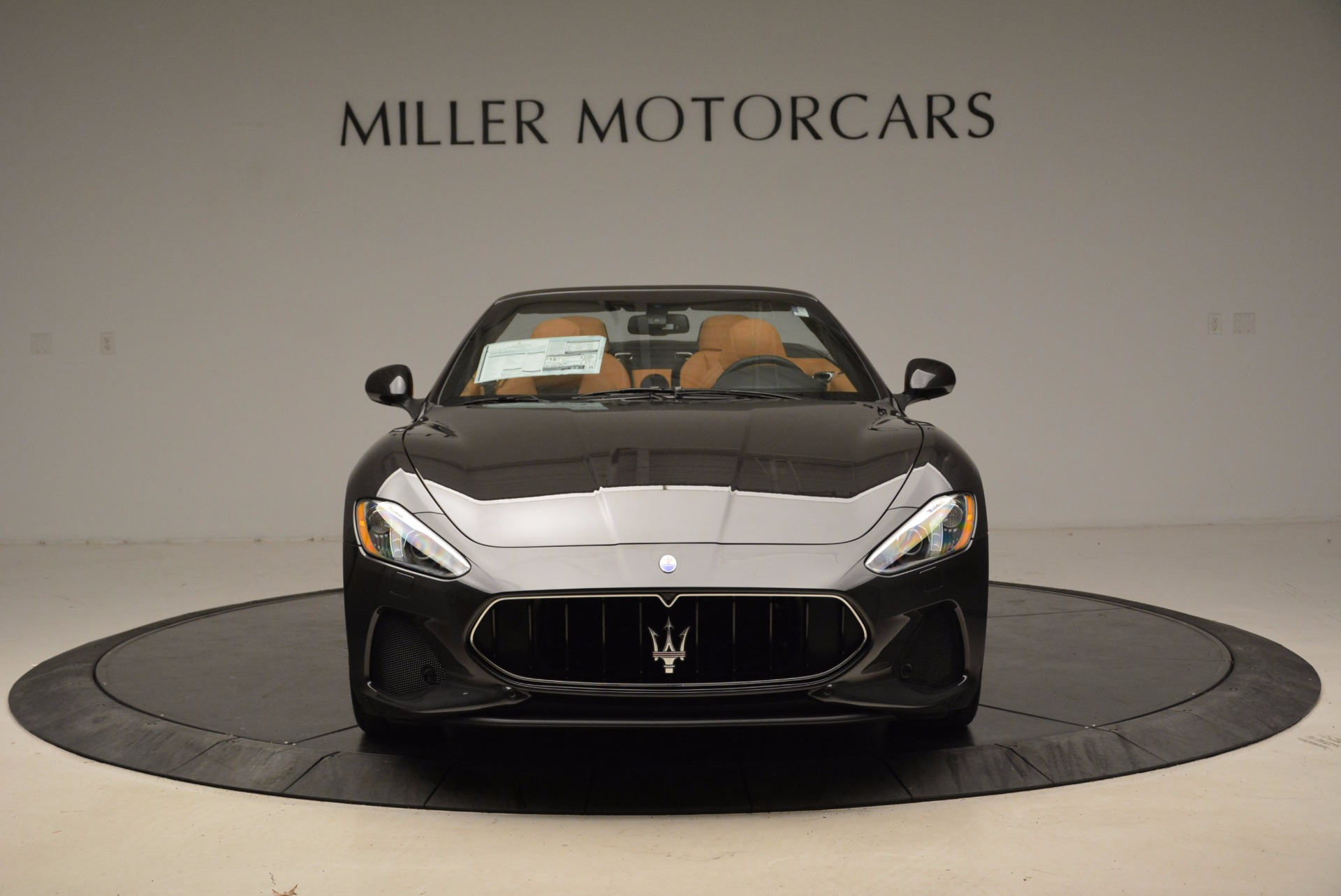 New 2018 Maserati GranTurismo Sport Convertible For Sale In Greenwich, CT 1869_p24