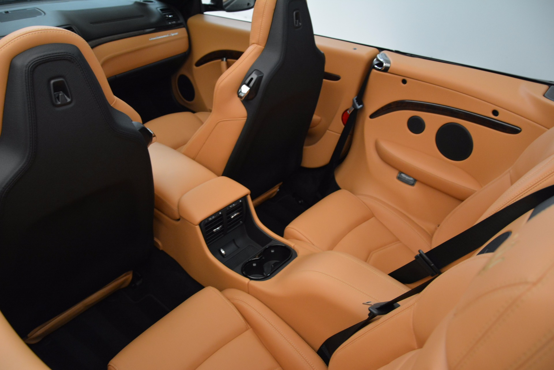 New 2018 Maserati GranTurismo Sport Convertible For Sale In Greenwich, CT 1869_p32