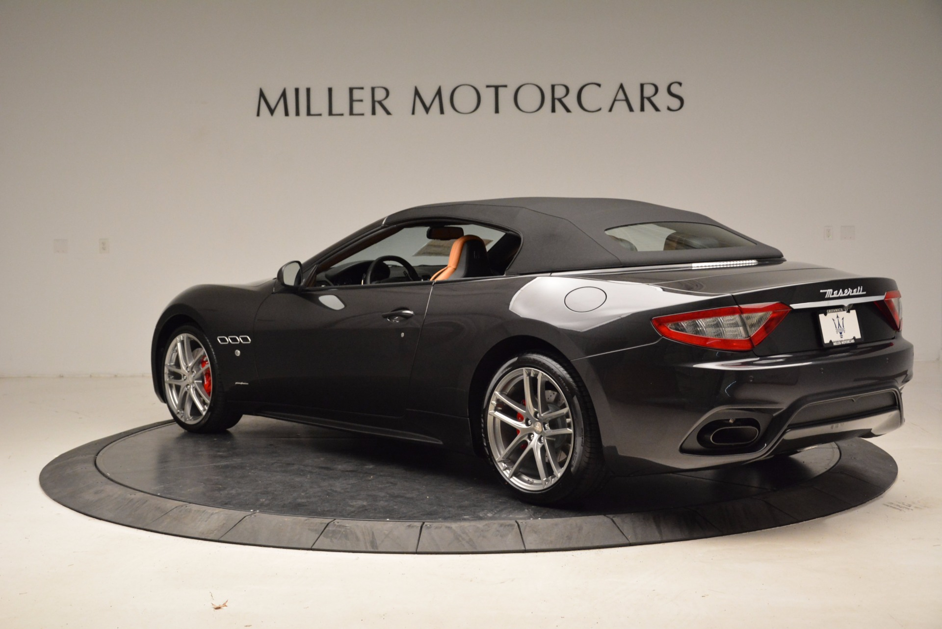 New 2018 Maserati GranTurismo Sport Convertible For Sale In Greenwich, CT 1869_p4