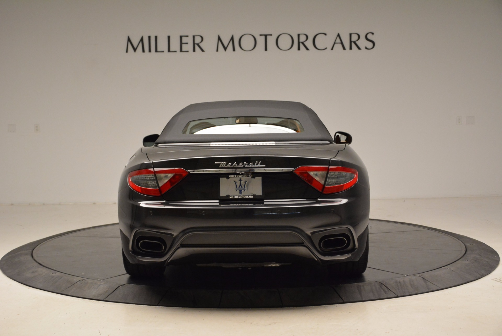 New 2018 Maserati GranTurismo Sport Convertible For Sale In Greenwich, CT 1869_p6