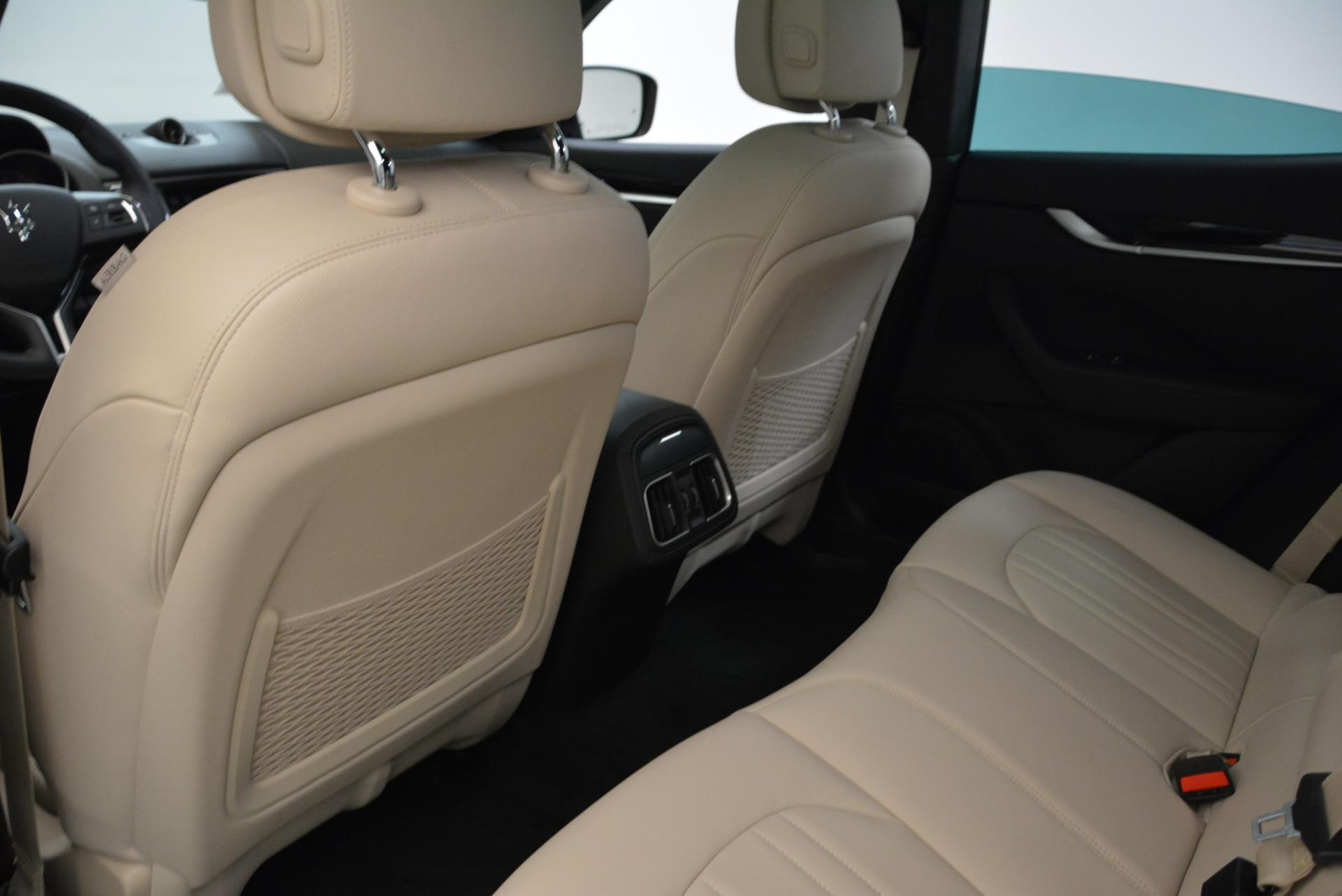 New 2017 Maserati Levante Q4 For Sale In Greenwich, CT 1872_p19