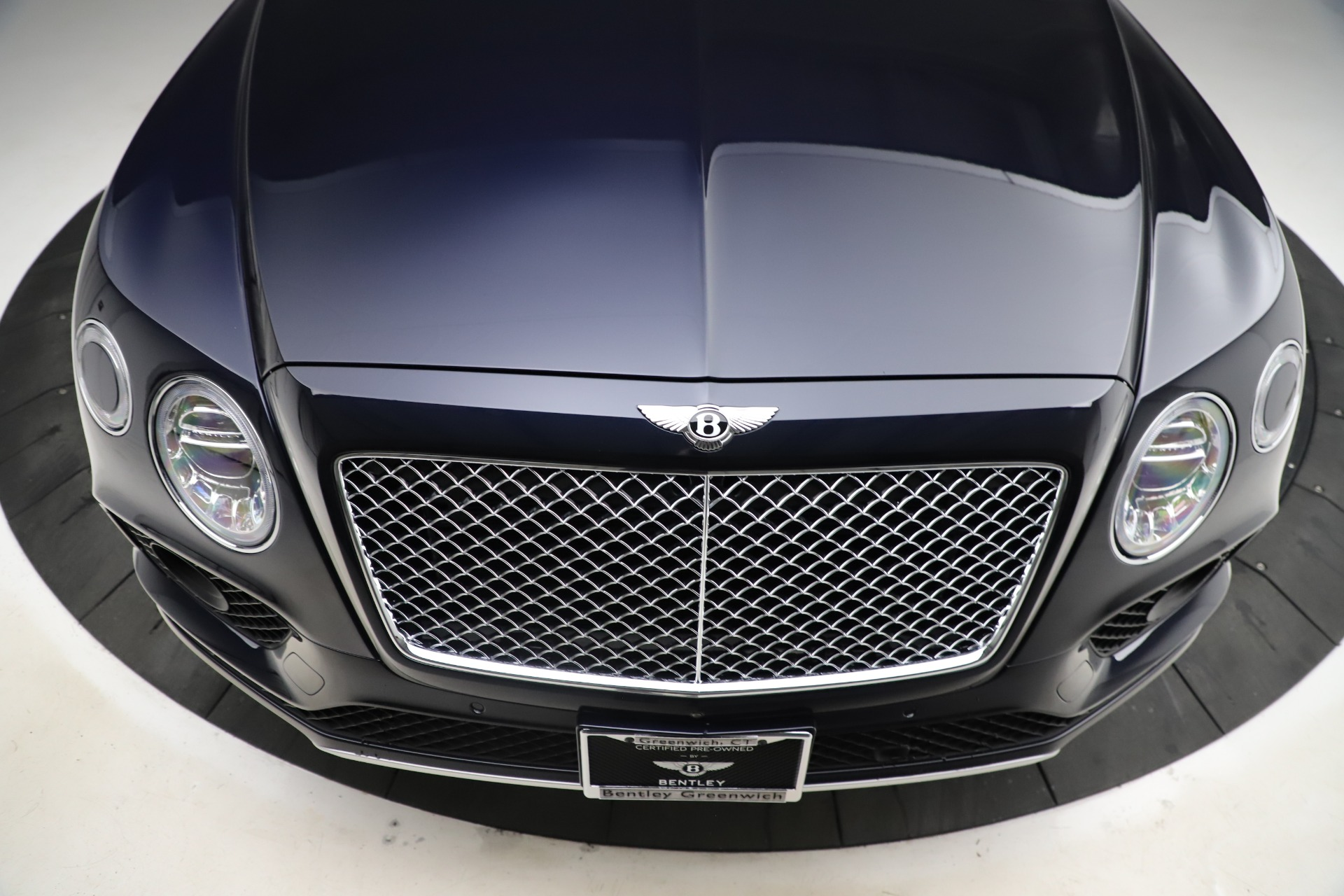 New 2018 Bentley Bentayga Signature For Sale In Greenwich, CT 1873_p14
