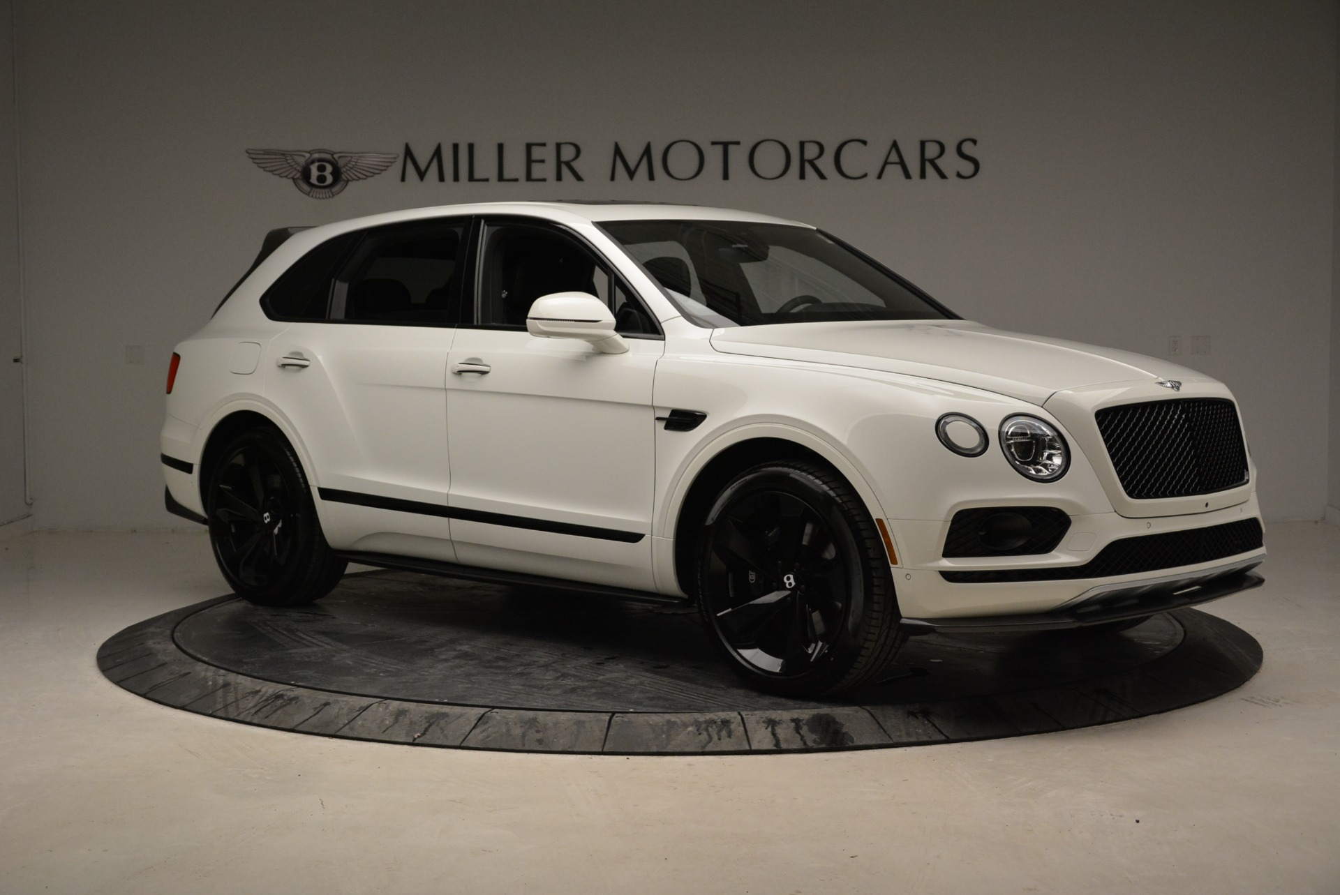 New 2018 Bentley Bentayga Black Edition For Sale In Greenwich, CT 1874_p10
