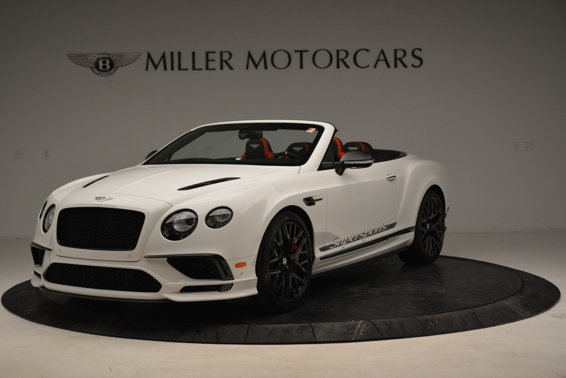 Used 2018 Bentley Continental GT Supersports Convertible For Sale In Greenwich, CT 1875_main