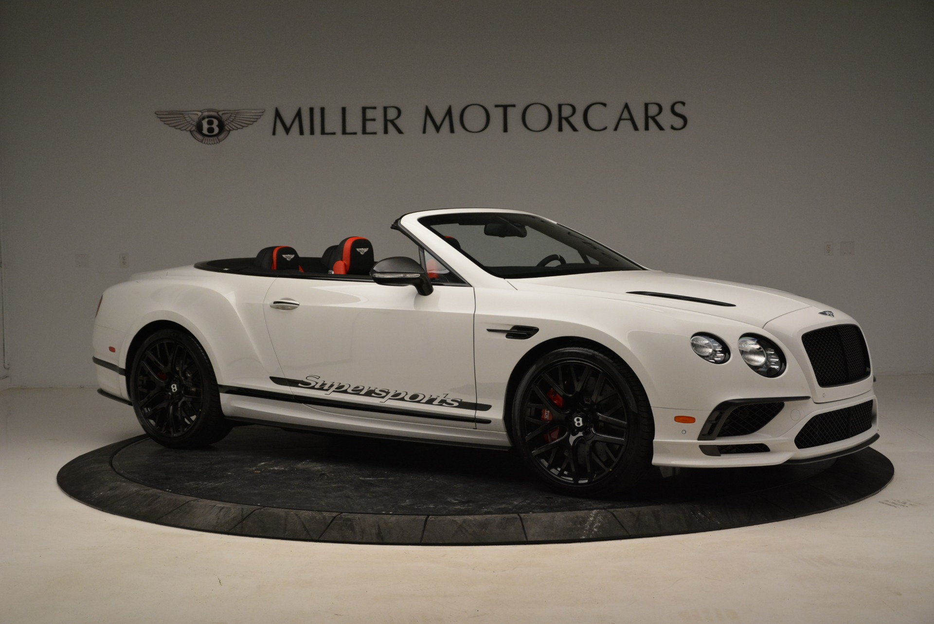 Used 2018 Bentley Continental GT Supersports Convertible For Sale In Greenwich, CT 1875_p10