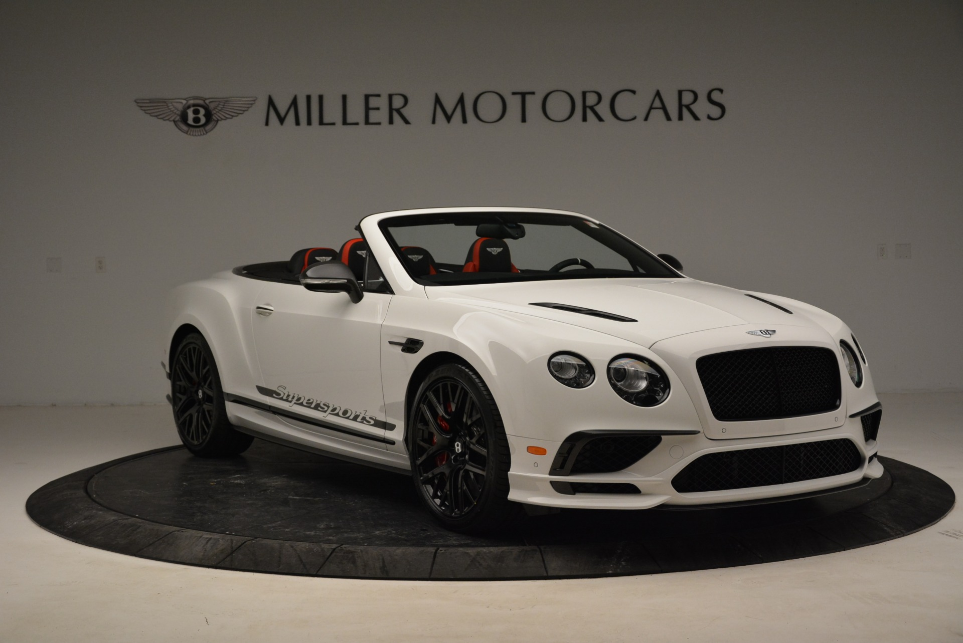 Used 2018 Bentley Continental GT Supersports Convertible For Sale In Greenwich, CT 1875_p11